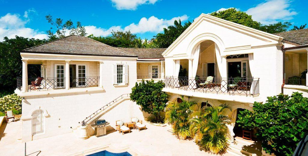 Custom Built Private Villa on the Caribbean Sea