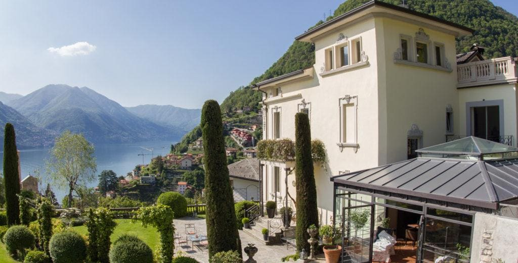 Property Image 1 - Charming Villa Nestled in Aregno with Stunning Lake Views