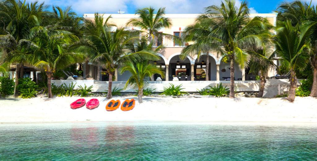 Property Image 1 - Oceanfront Hacienda-Style Mansion in the Riviera Maya