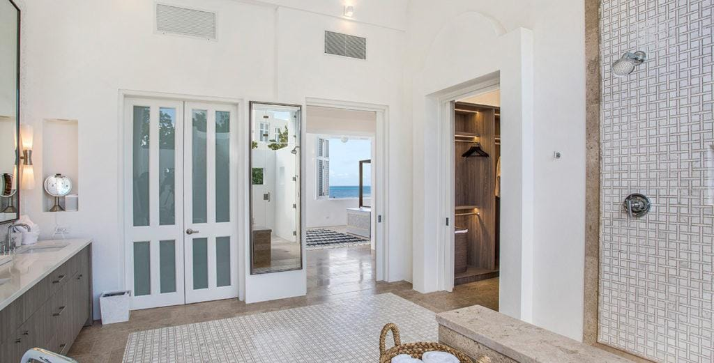 Outstanding Beachfront Estate includes Hands-On Staff