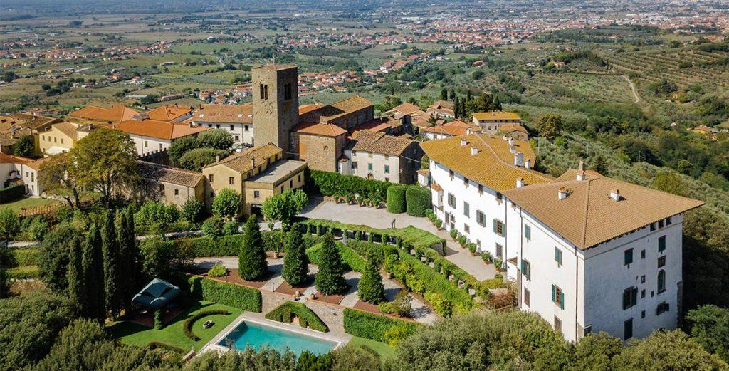 Property Image 2 - Spectacular Medici Hunting Mansion with Luxury Trappings of Bygone Era