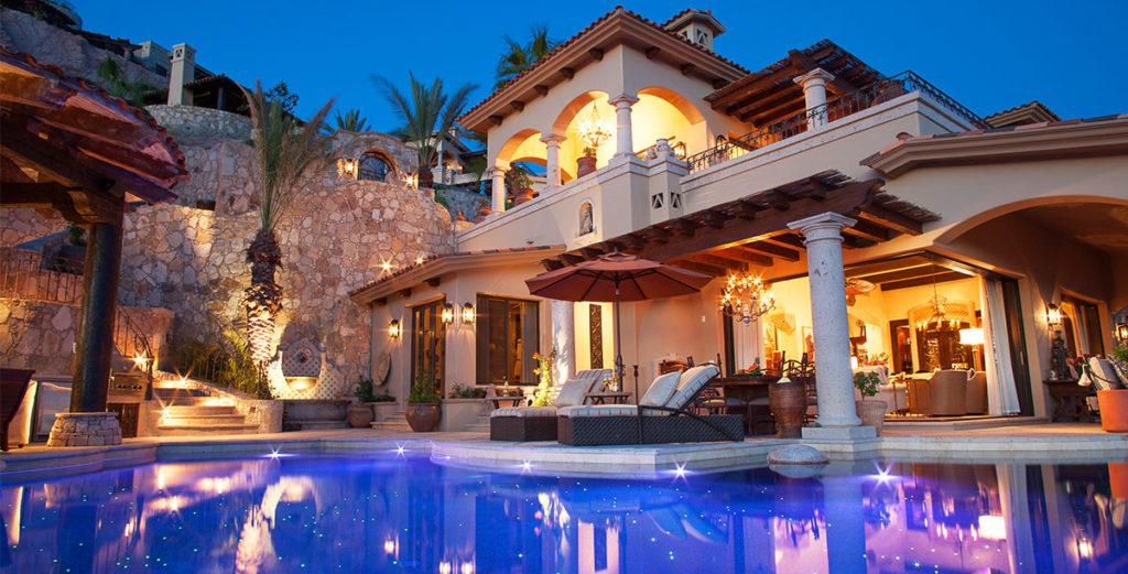 Colonial Spanish Villa featuring Ample Relaxing Spaces