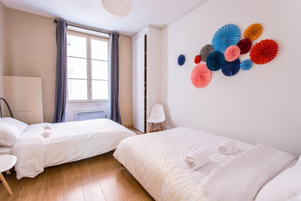 Property Image 2 - Typical Apartment In An Historical District Of Lyon