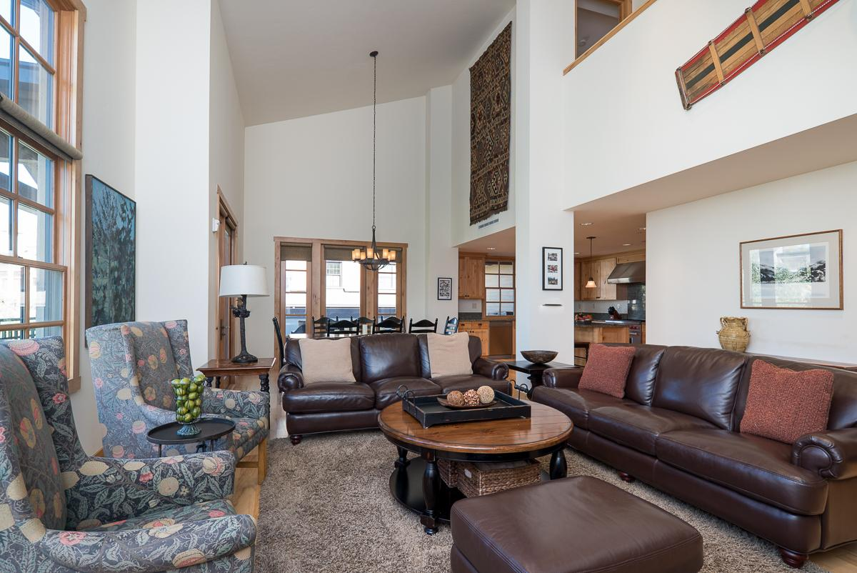 Property Image 2 - Elegant Penthouse with Baldy Views and Resort Amenities