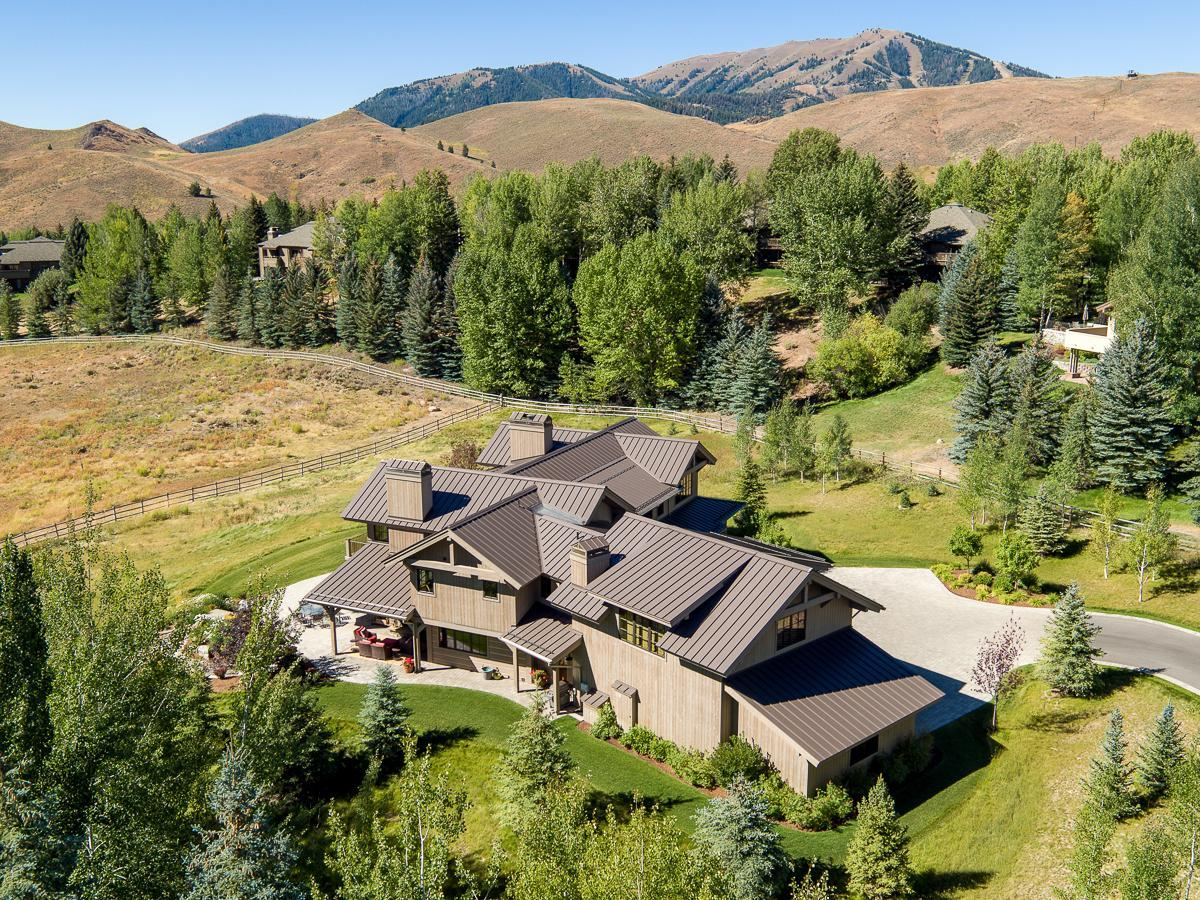 Elkhorn Home with Big Views, Steps from Hiking Trails