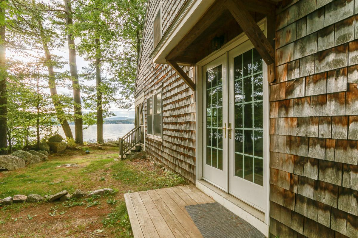 Property Image 2 - Pet-friendly Lakefront Cottage with Sunset Views