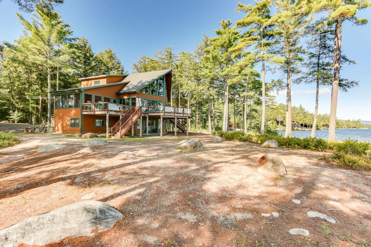 Property Image 1 - Lakeside Home with 180-Degree Views and Large Dock