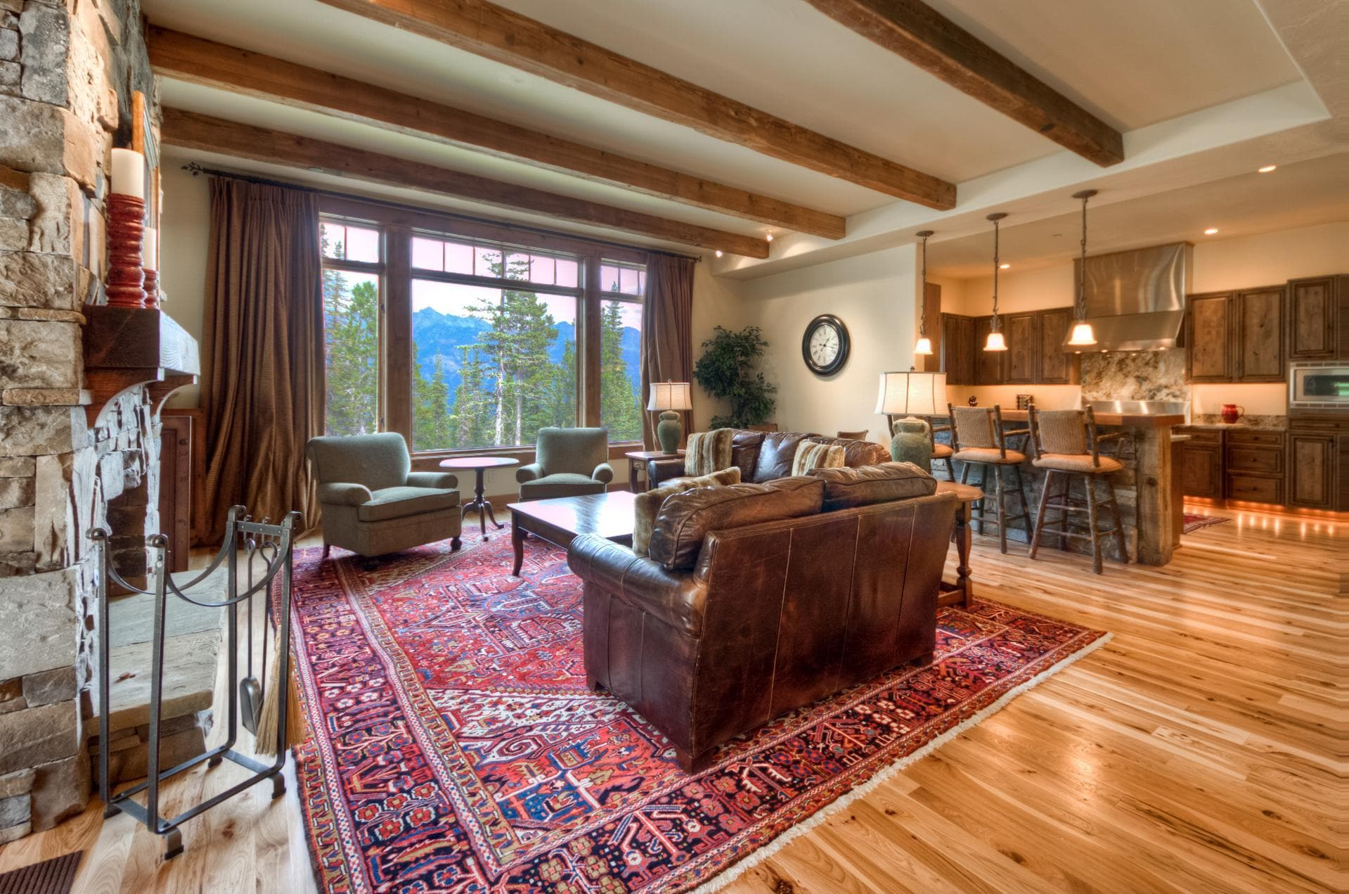 Slopeside Condo Suite with Home Theater and Pool Table