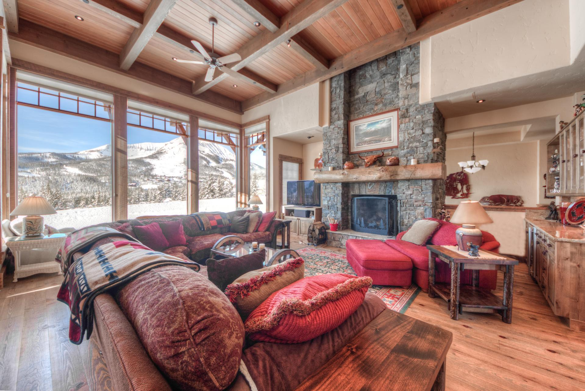 Property Image 1 - Family-Friendly Mountain Village Home with Game Room