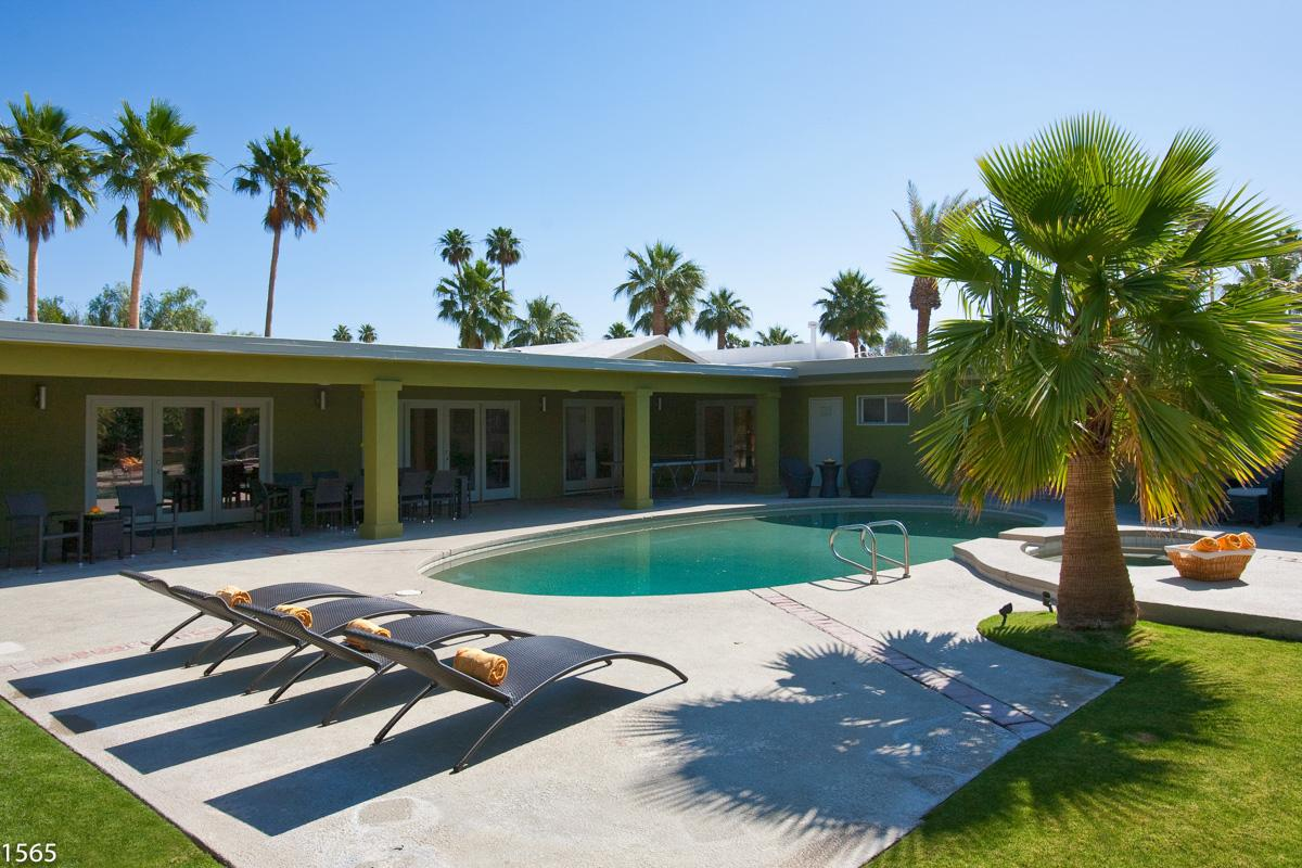 Property Image 1 - Cheerful, Modern Ranch with Pool near Ruth Hardy Park