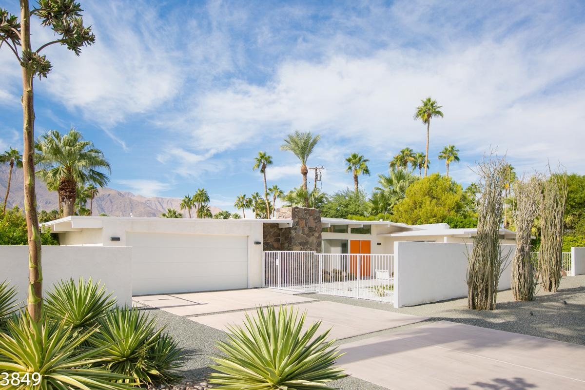 Property Image 1 - Bright, Mid-Century Home with Fire Pit and Ozone Pool