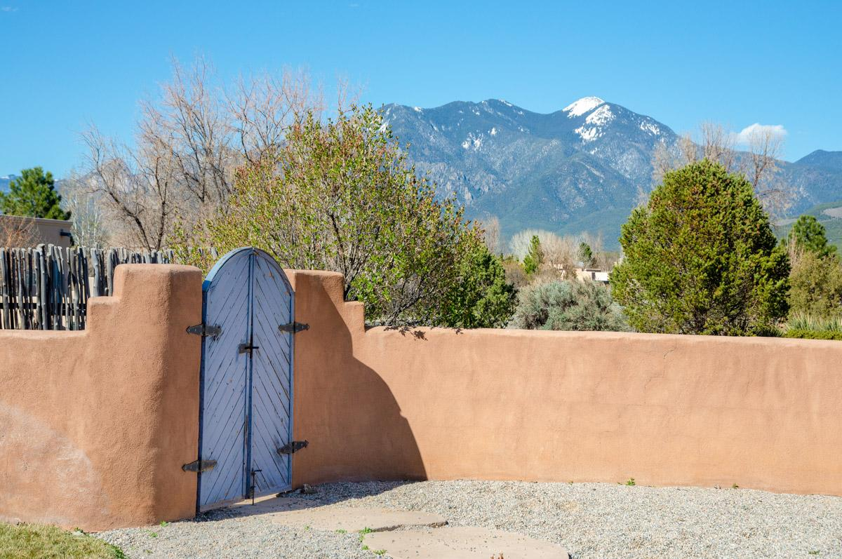 Property Image 1 - Charming Adobe Home with Patio and Mountian Views
