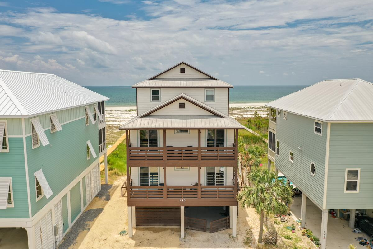 Property Image 1 - Upscale Beachfront Home with Boardwalk and Hot Tub