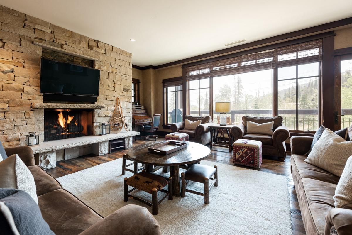 Property Image 1 - Empire Pass Condo with Modern Decor and Shared Hot Tub