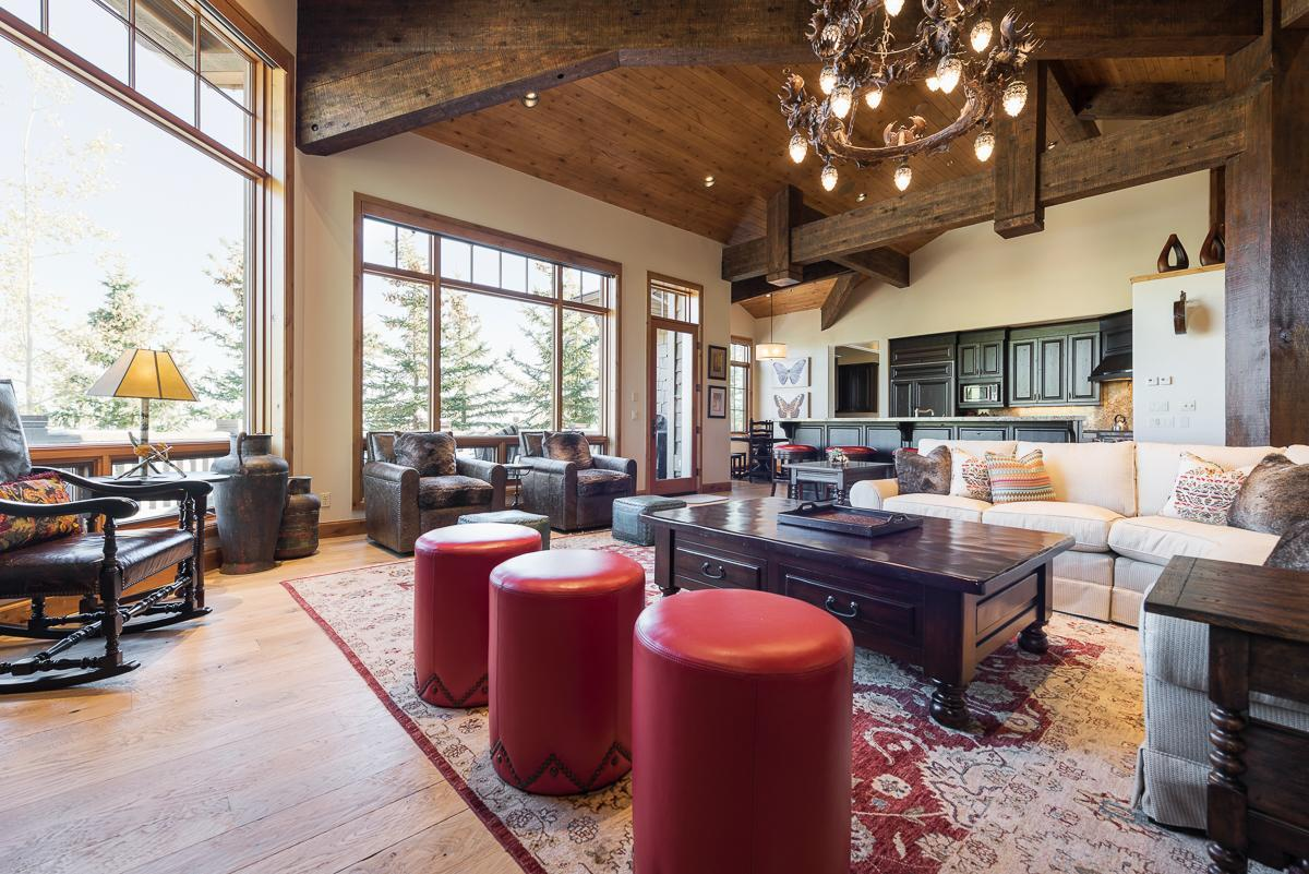 Slopeside Empire Pass Chalet with Hot Tub and Arcade