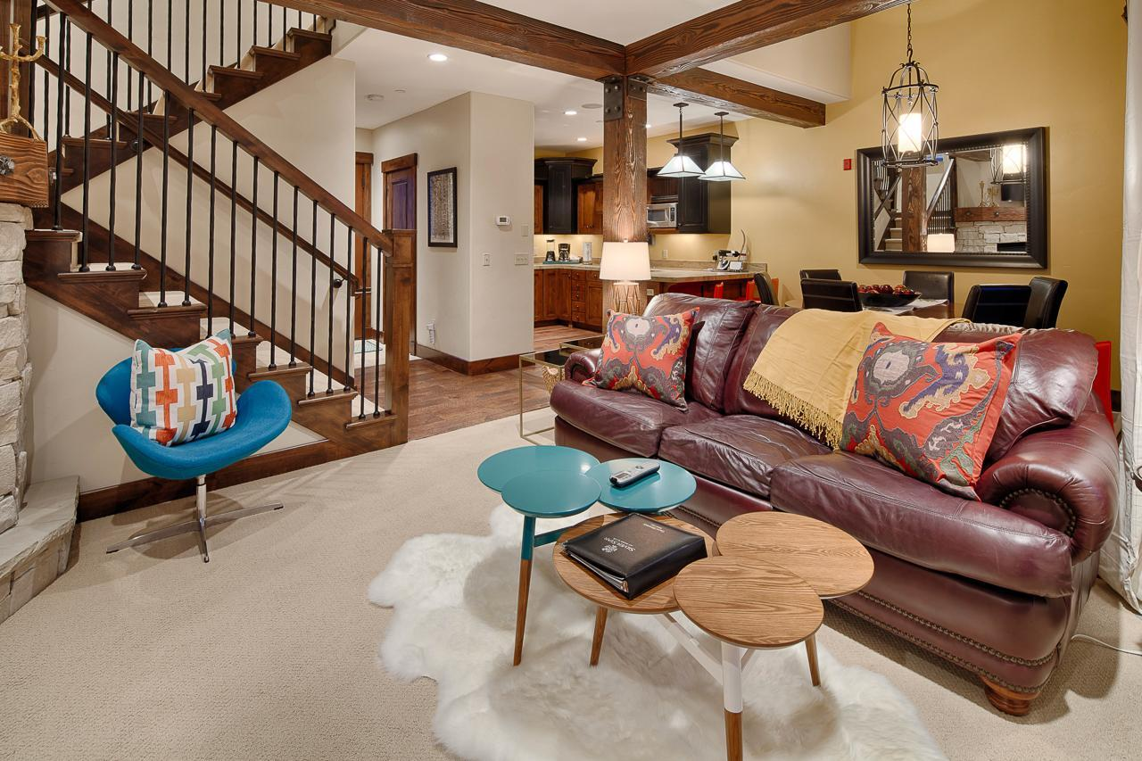 Property Image 1 - Whimsically Decorated Slopeside Townhome with Hot Tub
