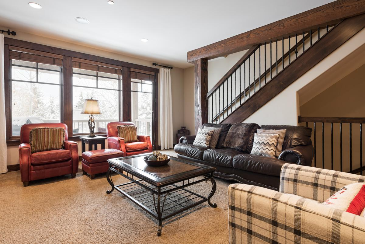 Property Image 1 - Slopeside Townhome with Lodge Feel and Private Spa