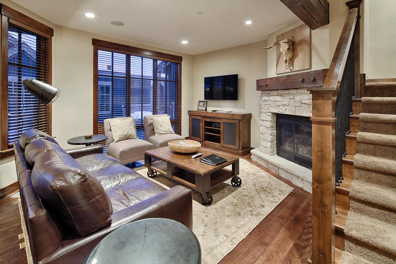 Property Image 1 - Modern Slopeside Townhome with Western-Inspired Decor