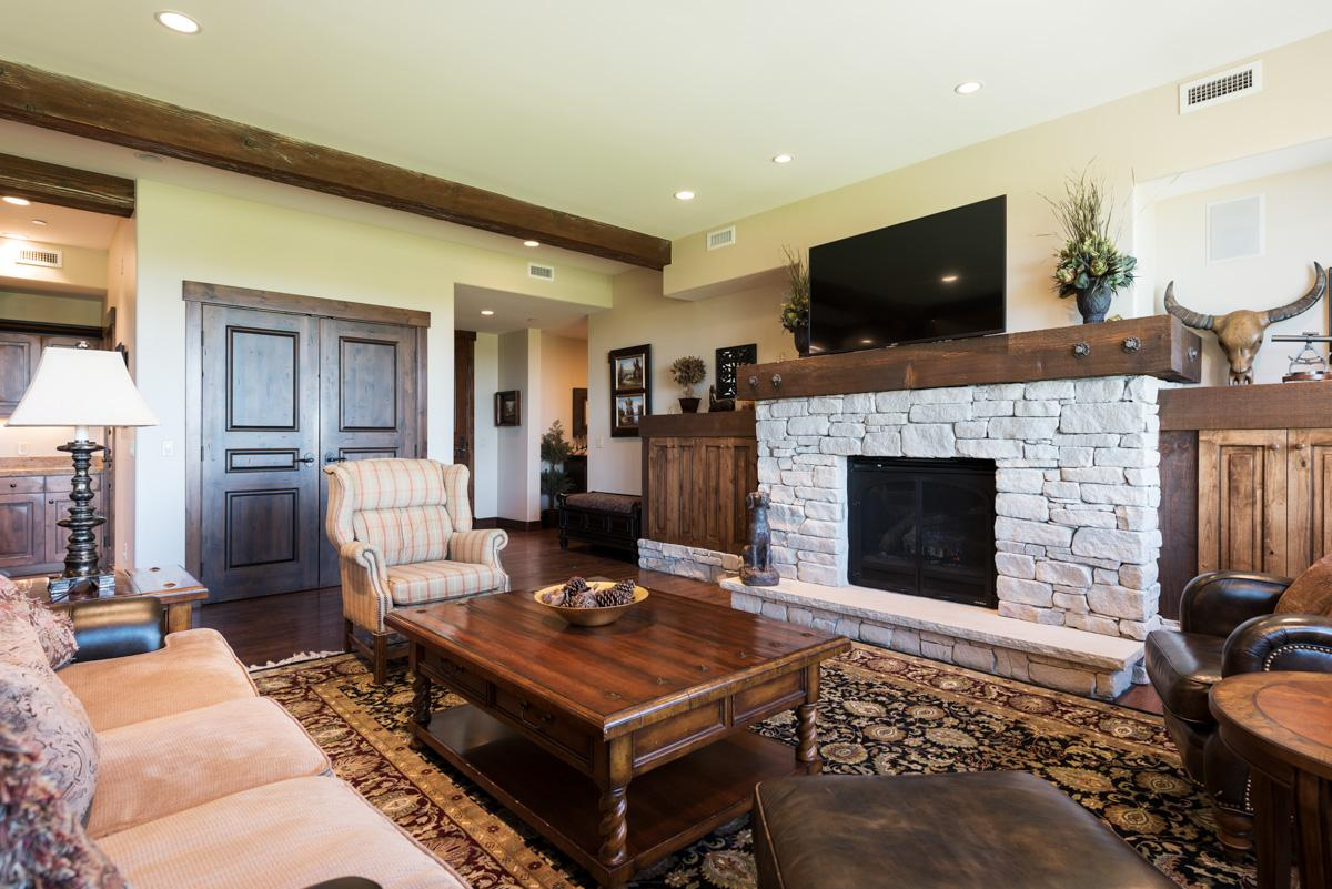 Property Image 1 - Elegant Condo with Mountain Views Steps from Chairlift