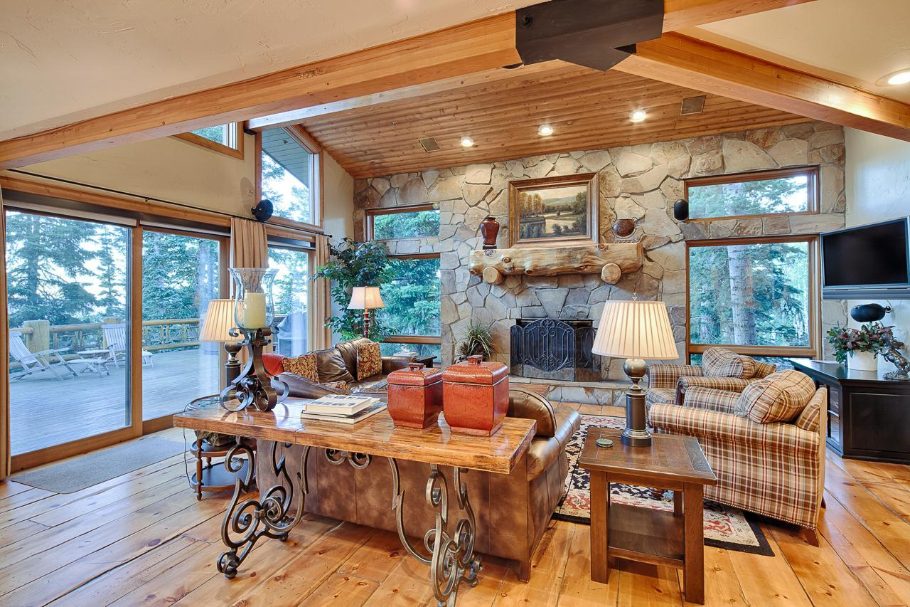 Property Image 1 - Family-Friendly Silver Lake Ski Home with Game Room