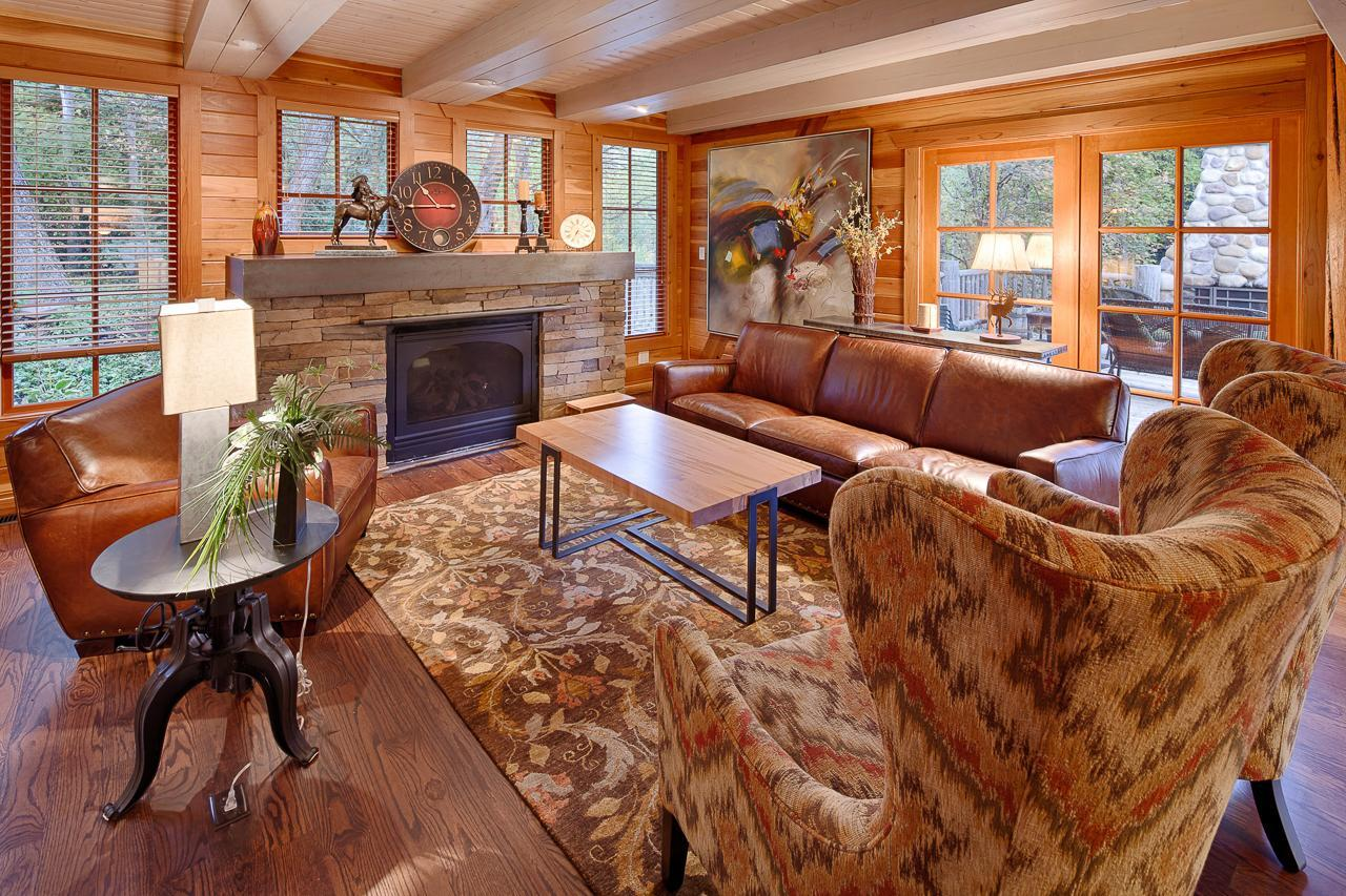 Property Image 2 - Charming Sundance Resort Cabin with Outdoor Fireplace