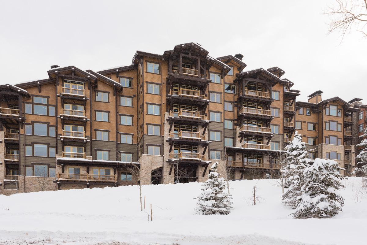 Empire Pass Condo Near Chairlift with Sweeping Views