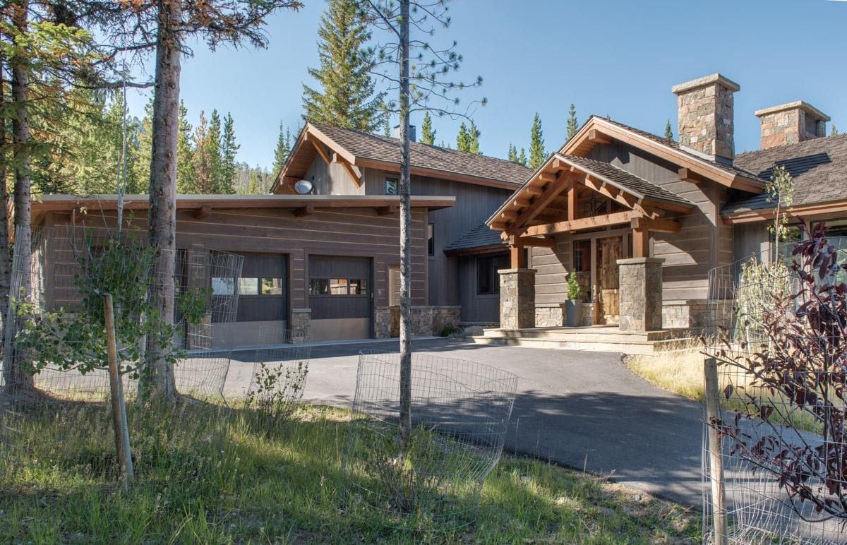 Custom-Built Ski Home with Hot Tub and Big Views