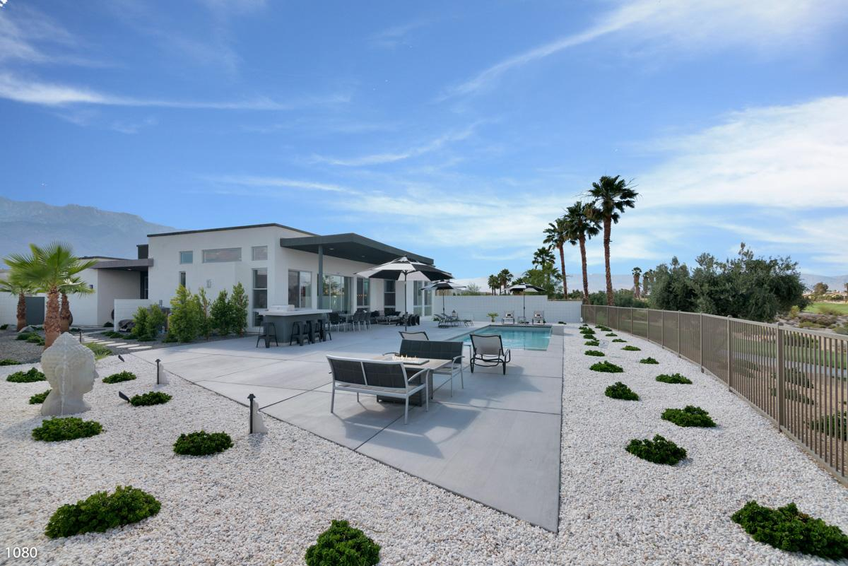 Property Image 1 - Modern Desert Home on a public Golf Course with Mountain Views