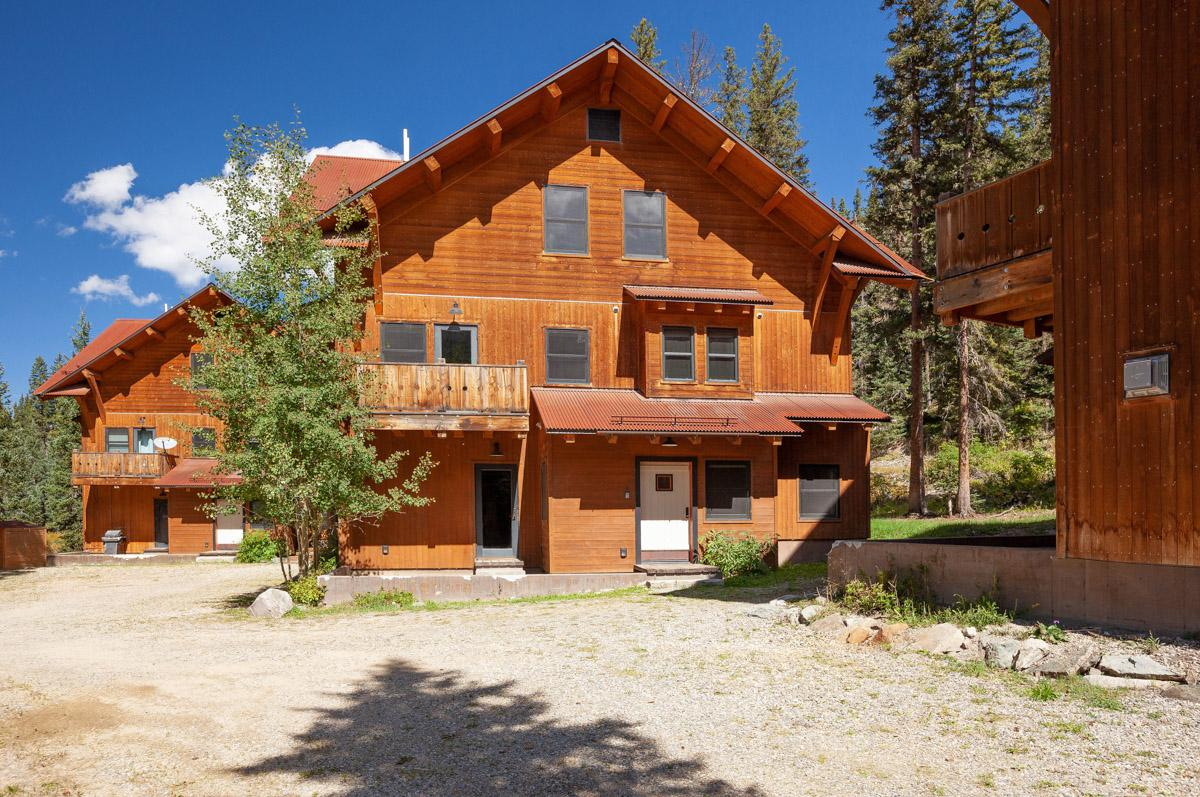 Slopeside European-Style Chalet in Kachina Village