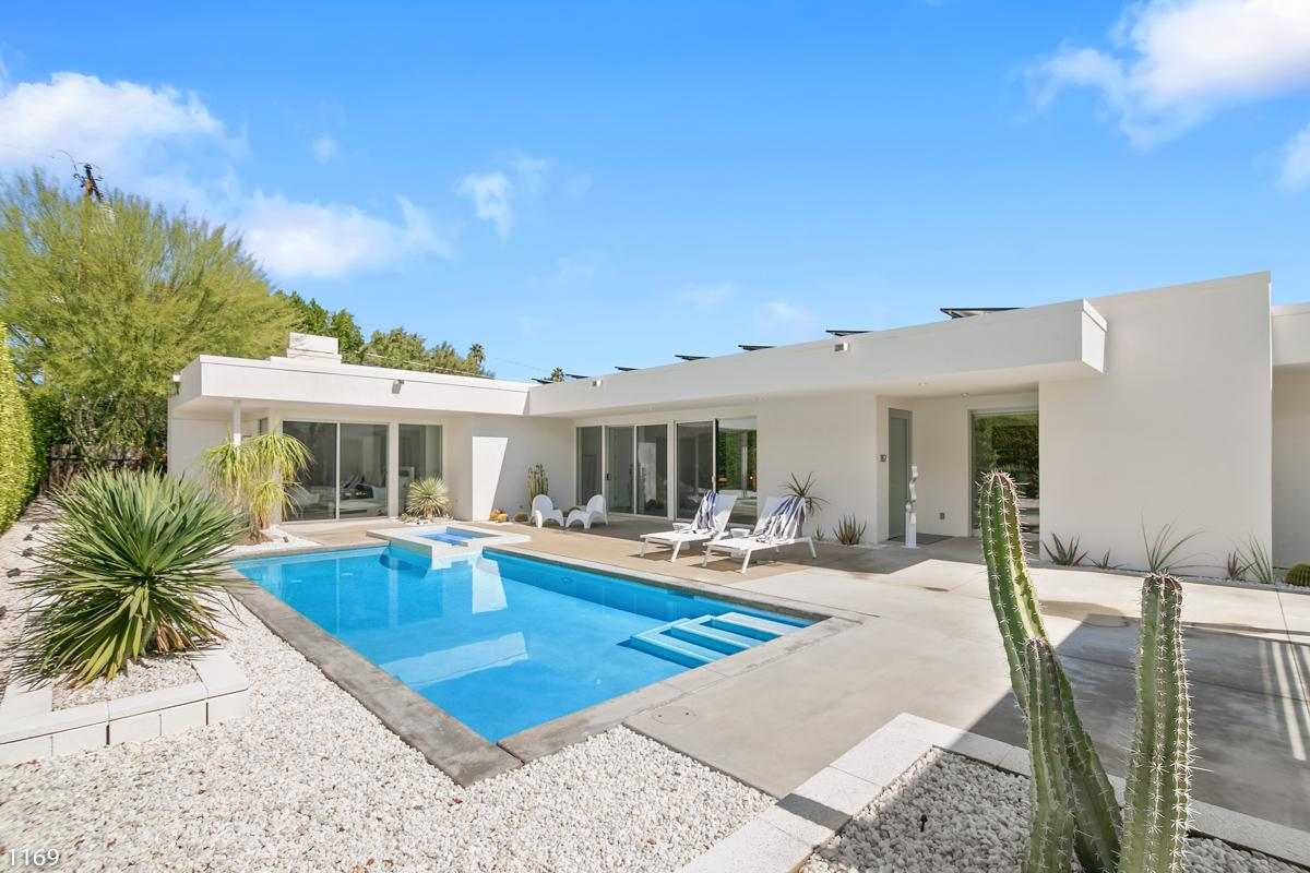 Property Image 1 - Modern Oasis Near Hiking Trails with Pool and Cabana