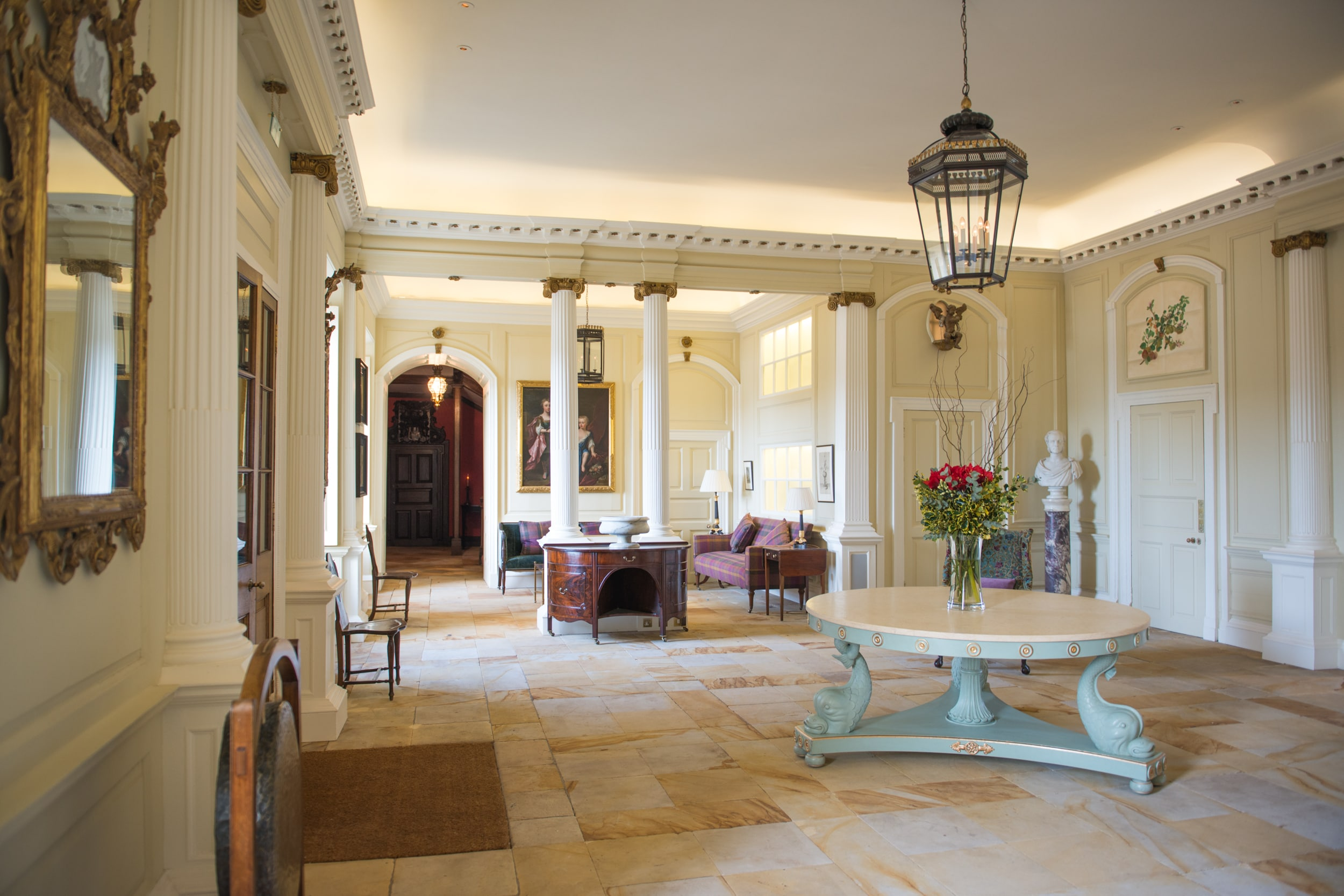 Property Image 2 - Grade-A Listed Scottish Mansion Overlooking Loch