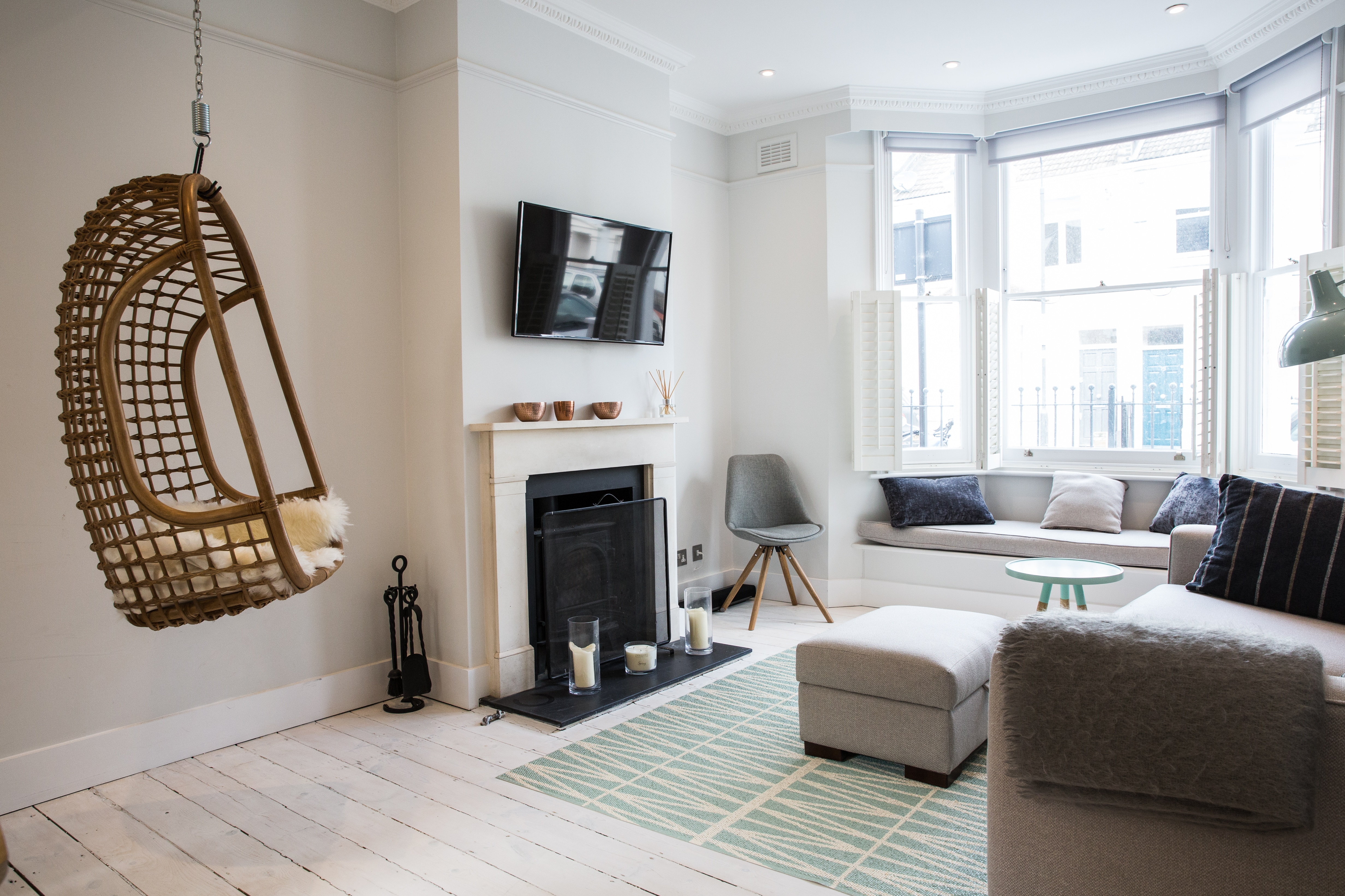 Property Image 1 - Picturesque Fulham house, 3 beds, sleeps 6