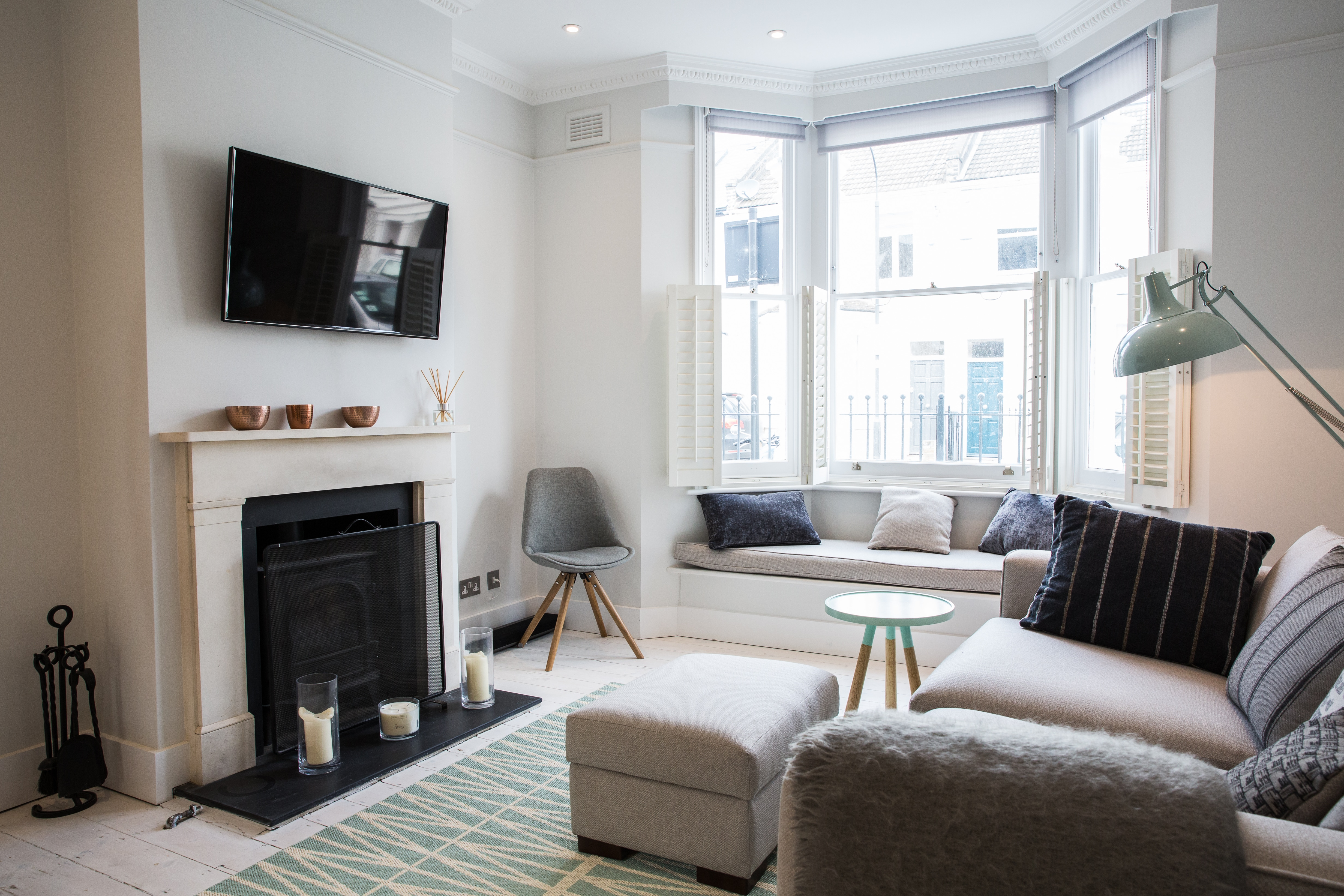 Property Image 2 - Picturesque Fulham house, 3 beds, sleeps 6