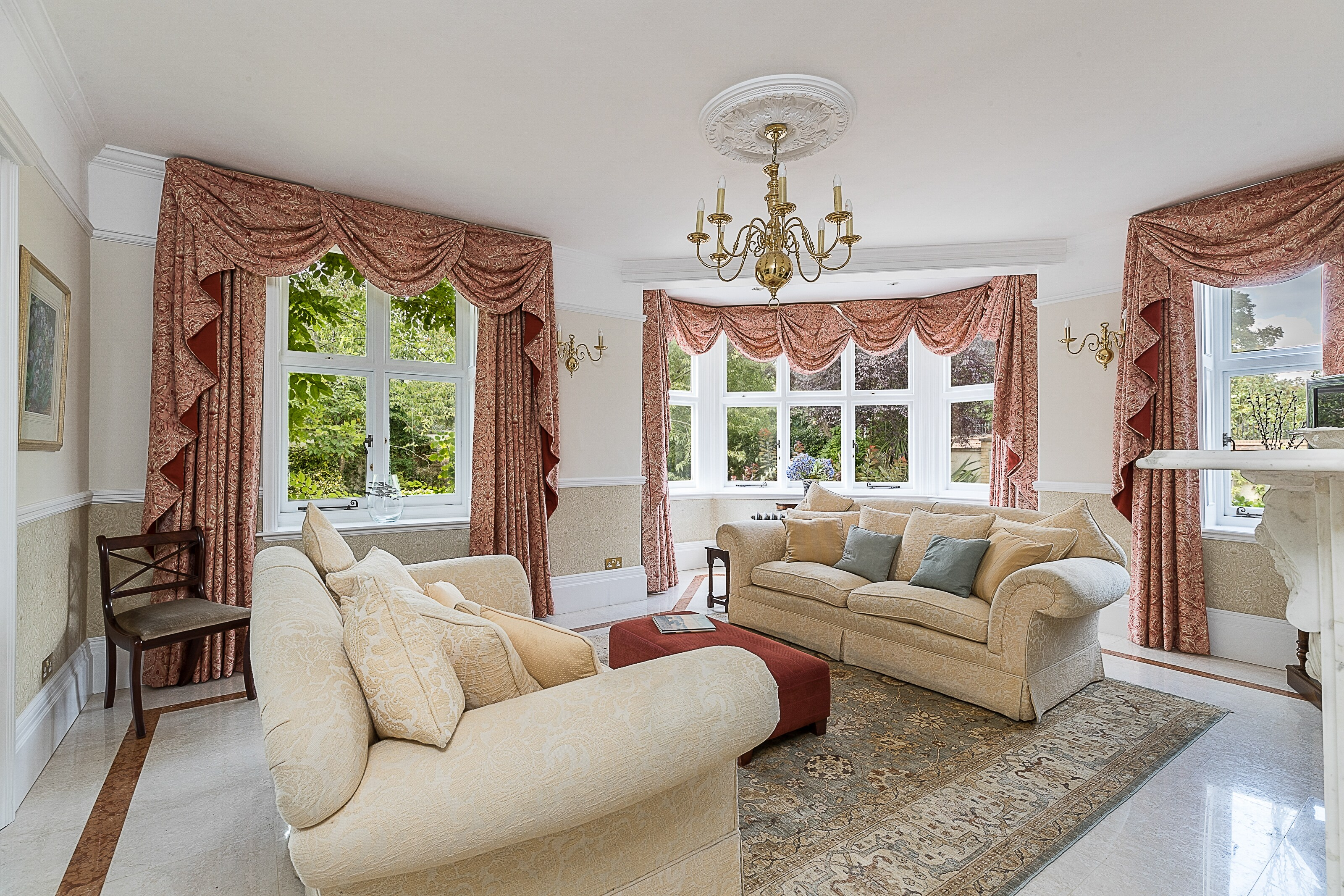 Property Image 2 - Stunning 5 bedroom house in Wimbledon with a garden