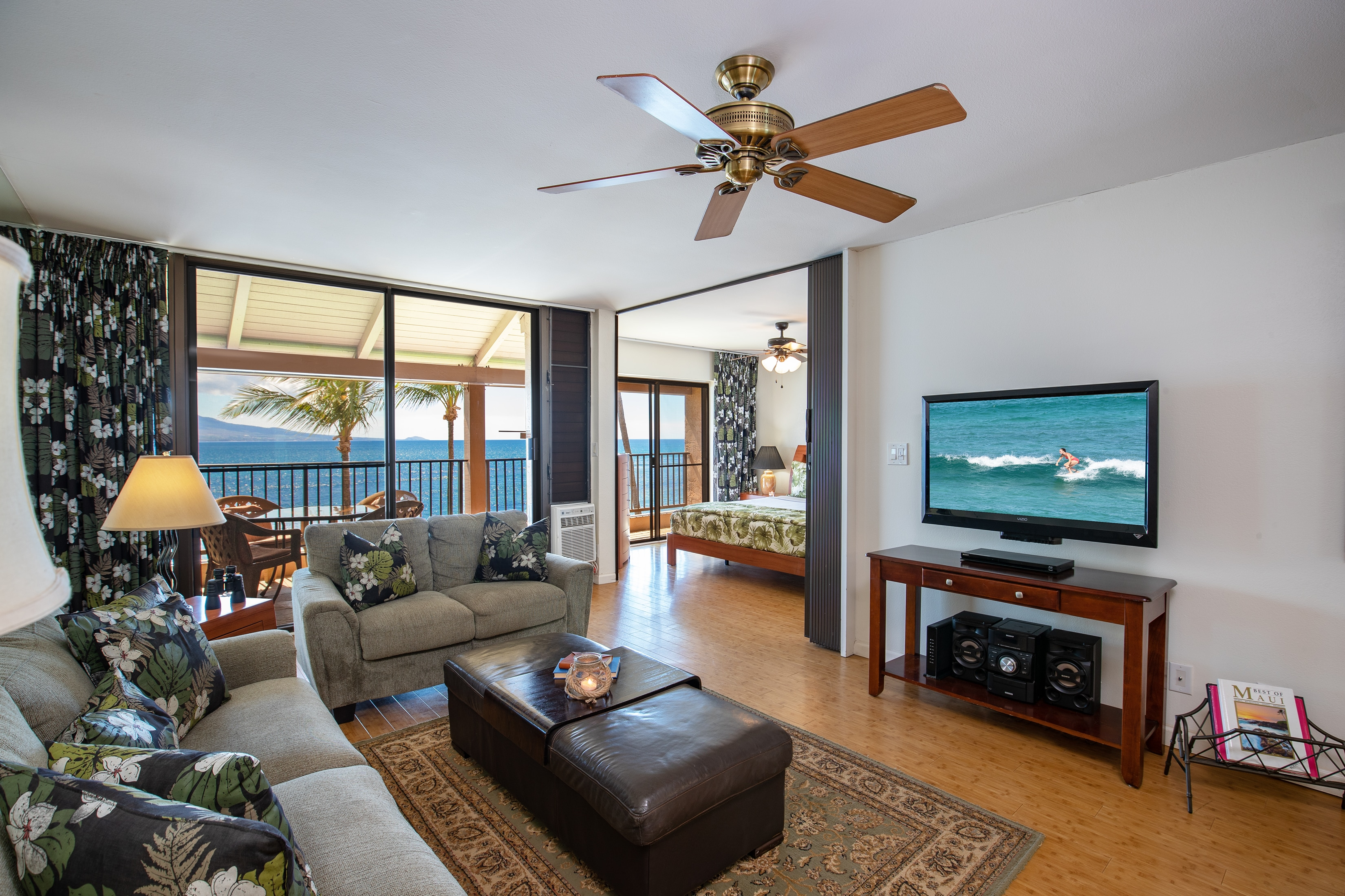 Property Image 2 - Wonderful Ocean Front Maui Villa with Fantastic Panoramic Views *Lauloa 410