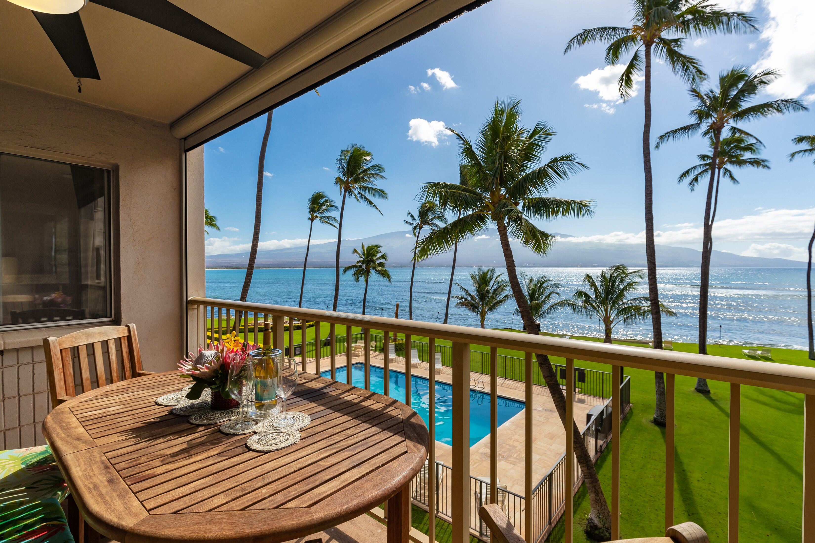Tranquil Maui Sanctuary with Easy Access to the Pool and Ocean