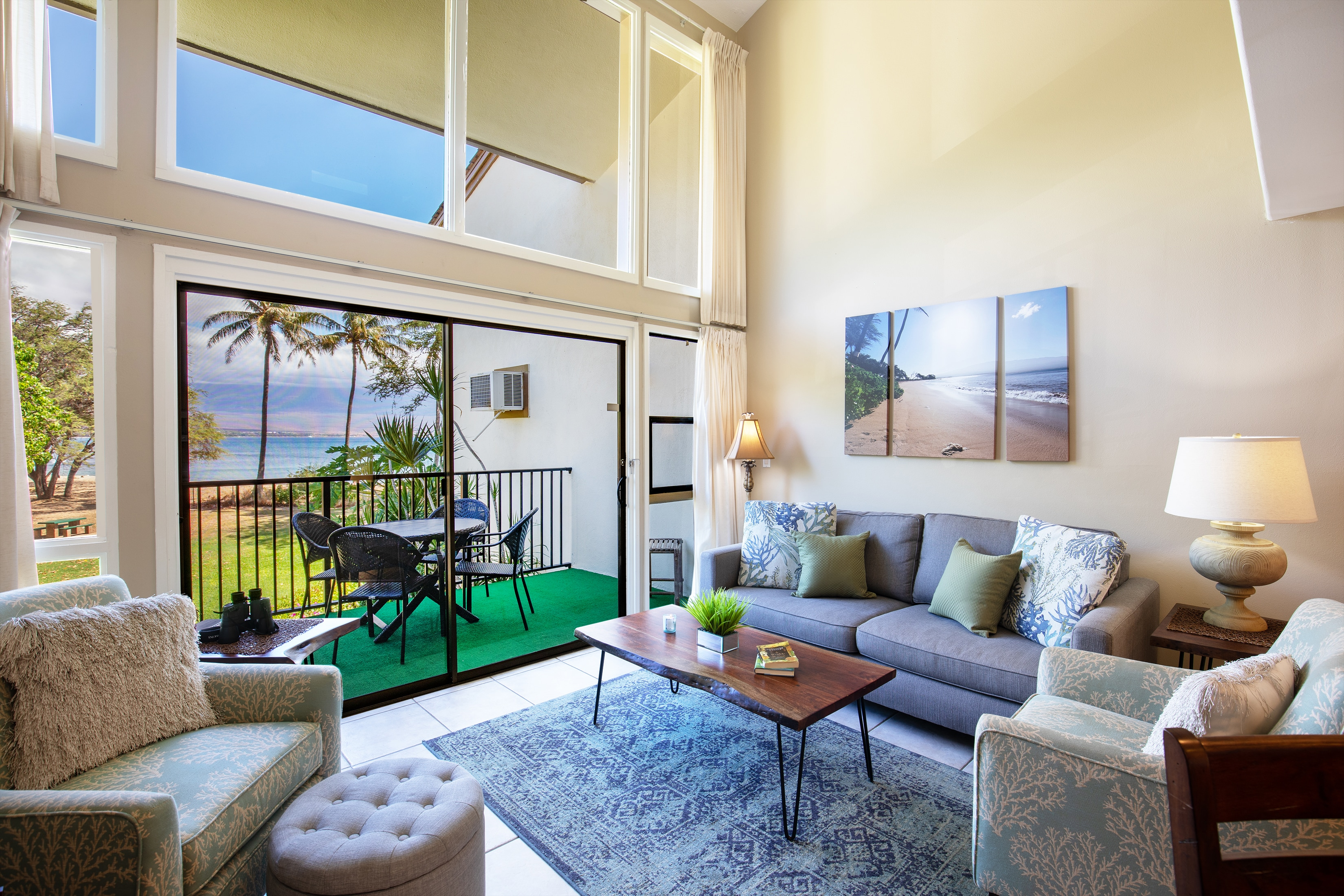 Property Image 1 - Remarkable Maui Getaway with Modern Beach Inspired Decor *Makani A Kai B9