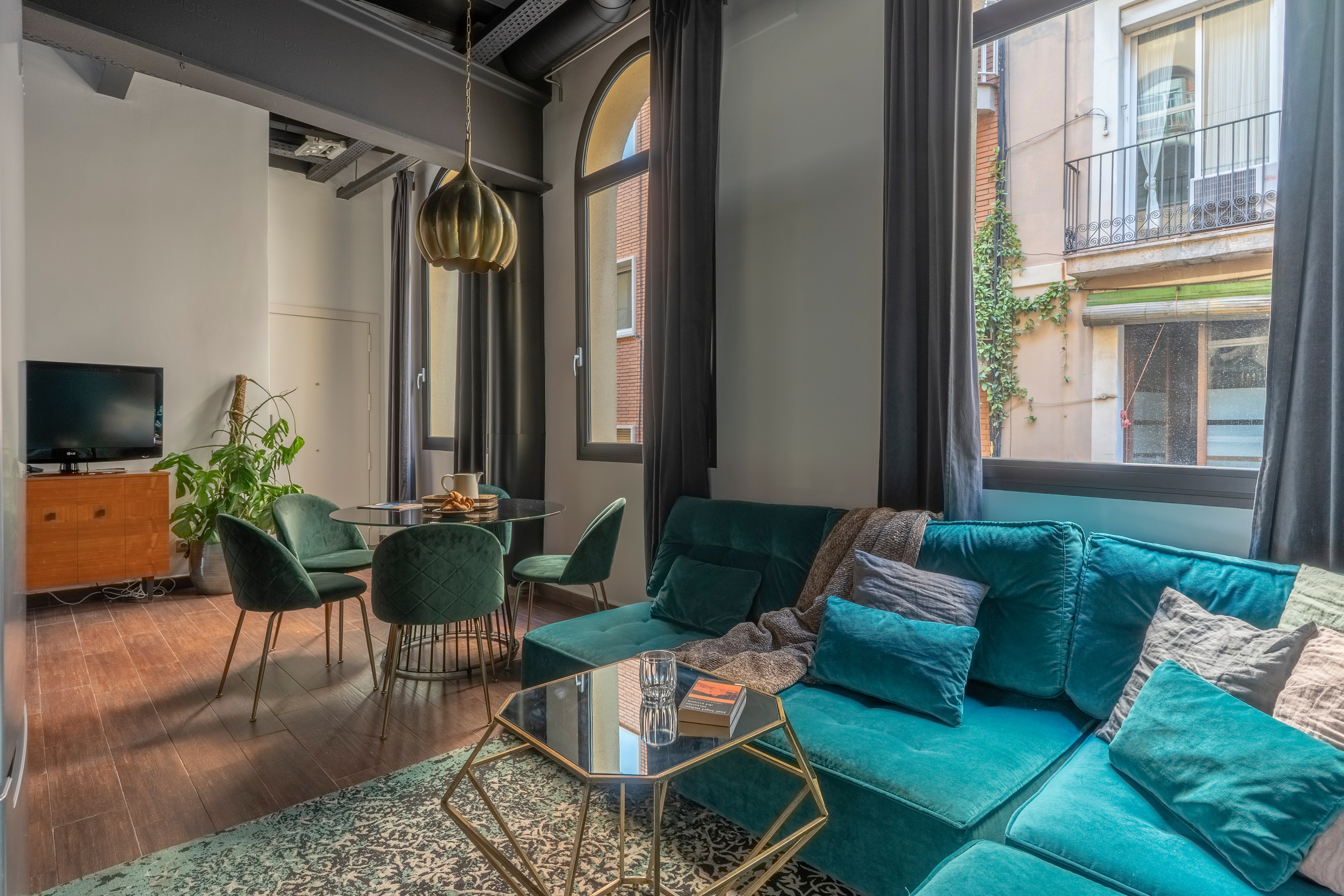 Property Image 2 - Remarkable 2 bedroom apartment in Gracia