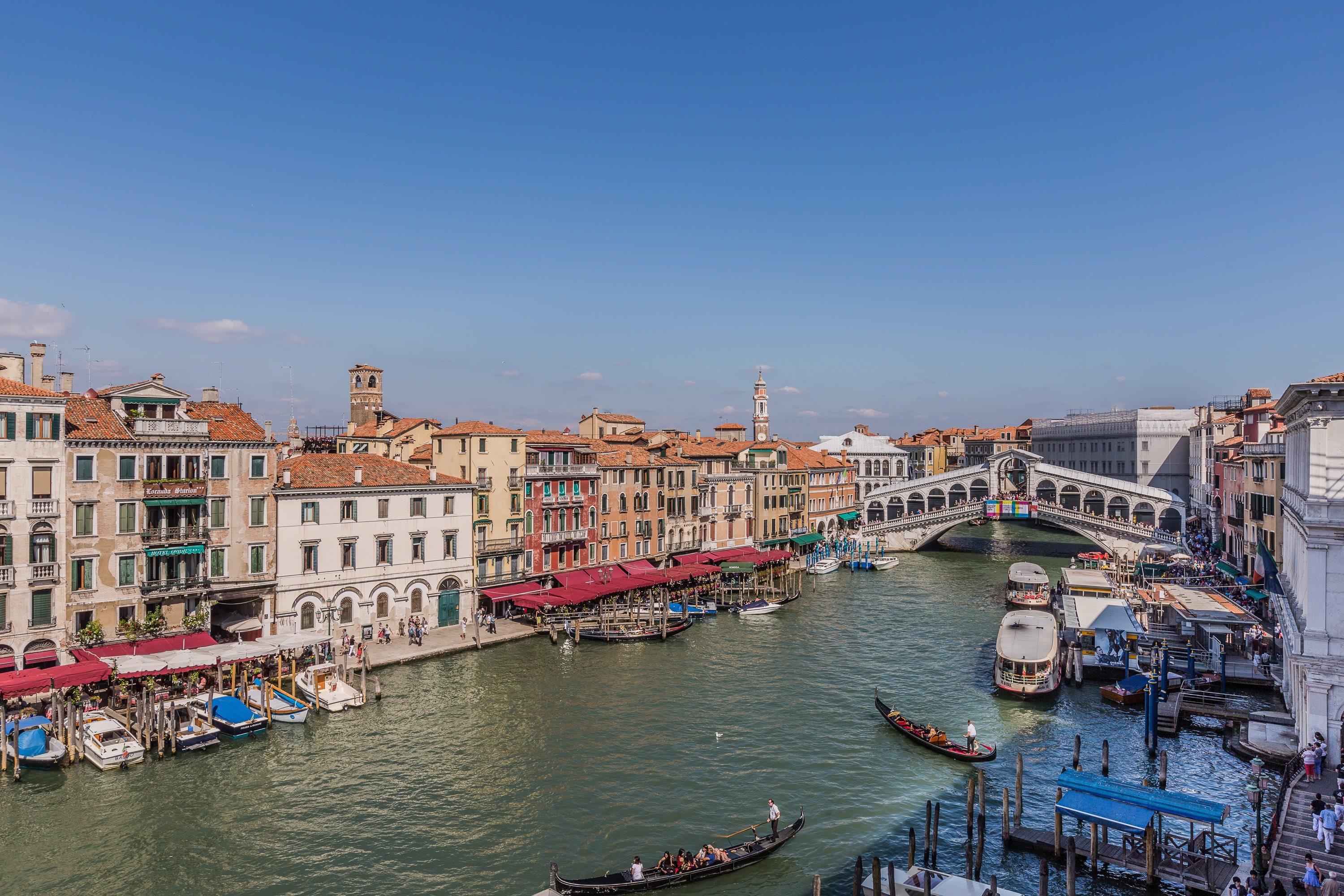 Property Image 1 - Splendid New Apartment with Fantastic Grand Canal Views