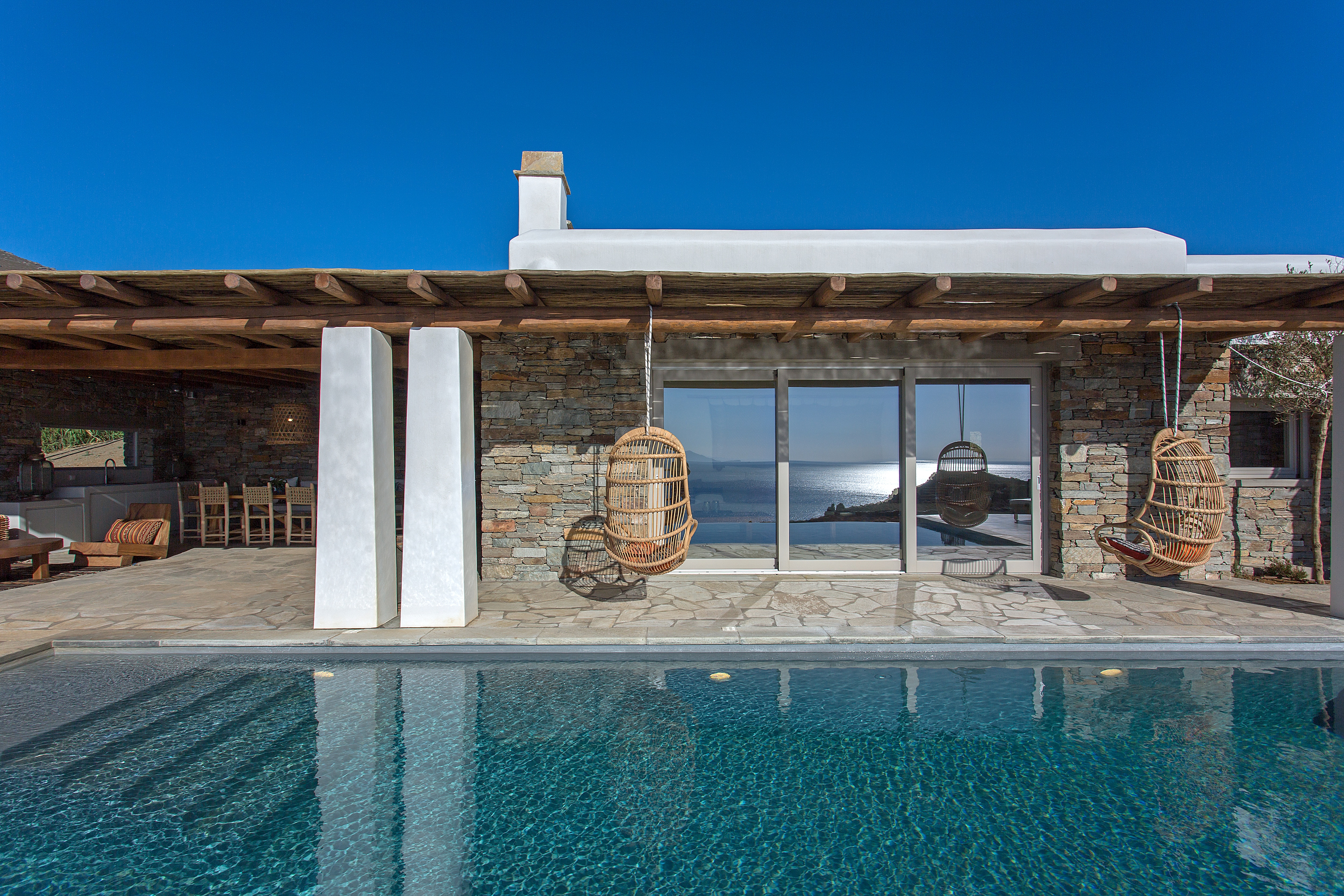 Property Image 2 - Mountainside Luxury Villa with Private Pool