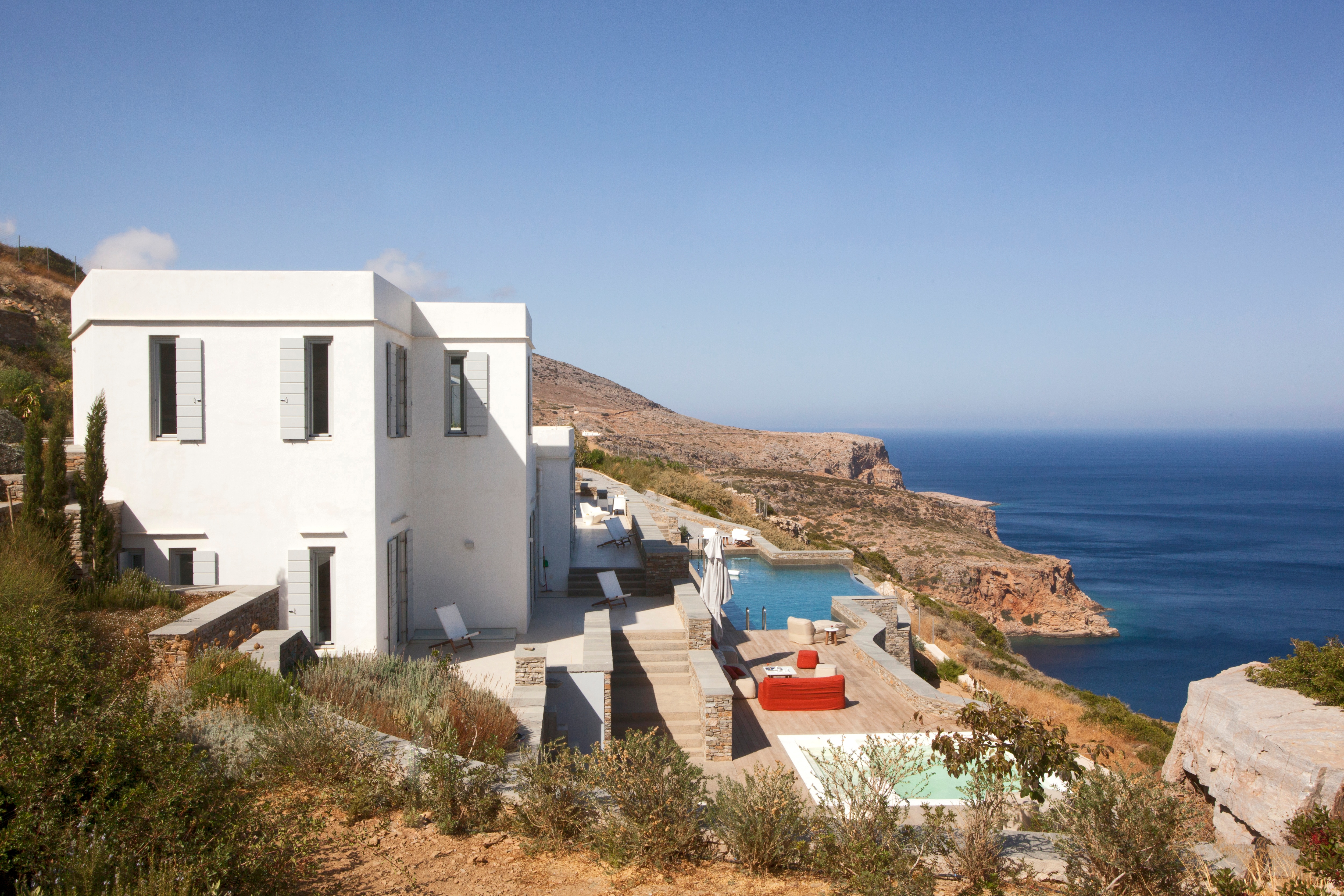 Property Image 1 - Hillside Elegant Luxury Villa with Private Pool