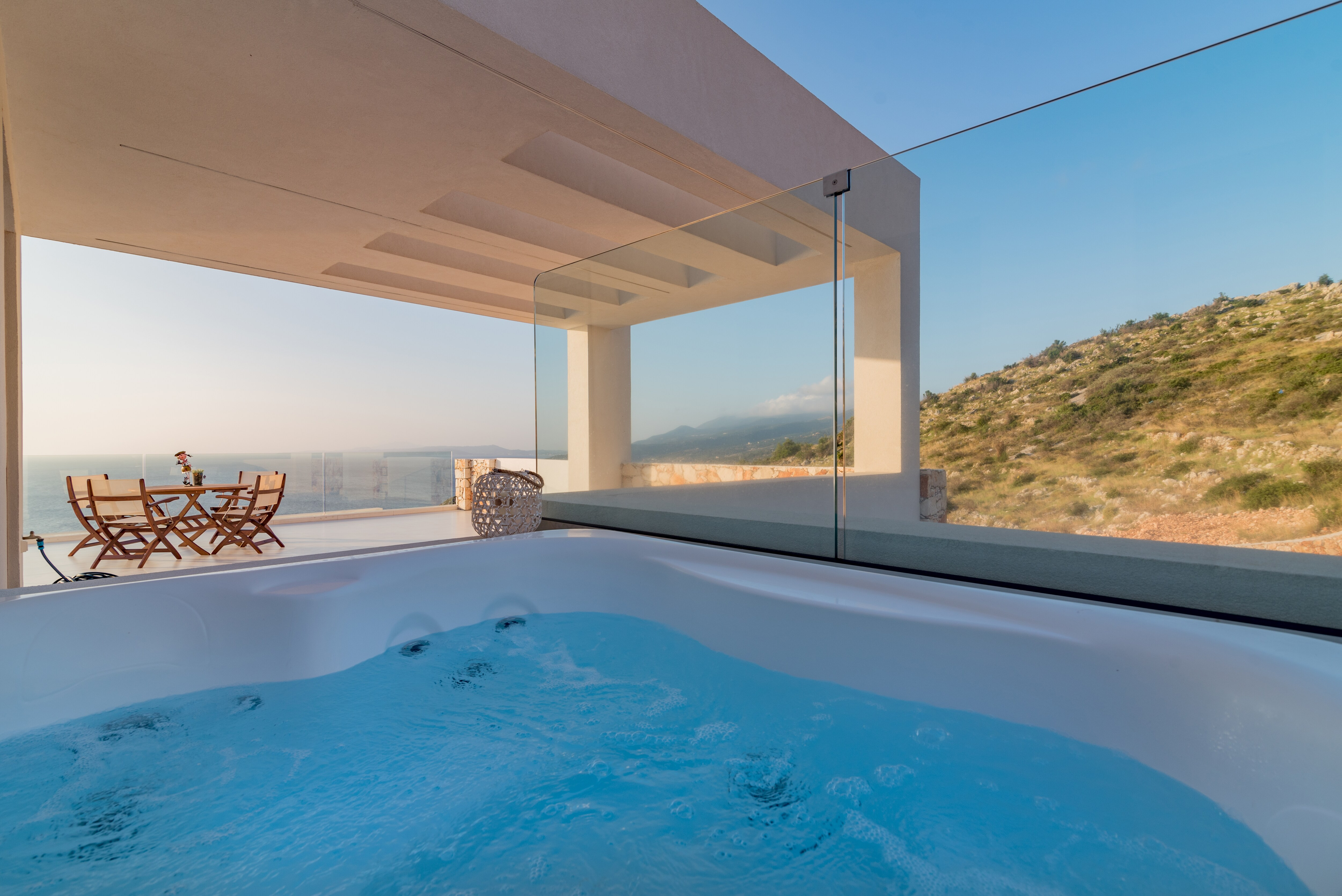 Property Image 1 - Natural Hilltop Luxury Villa with Private Pool