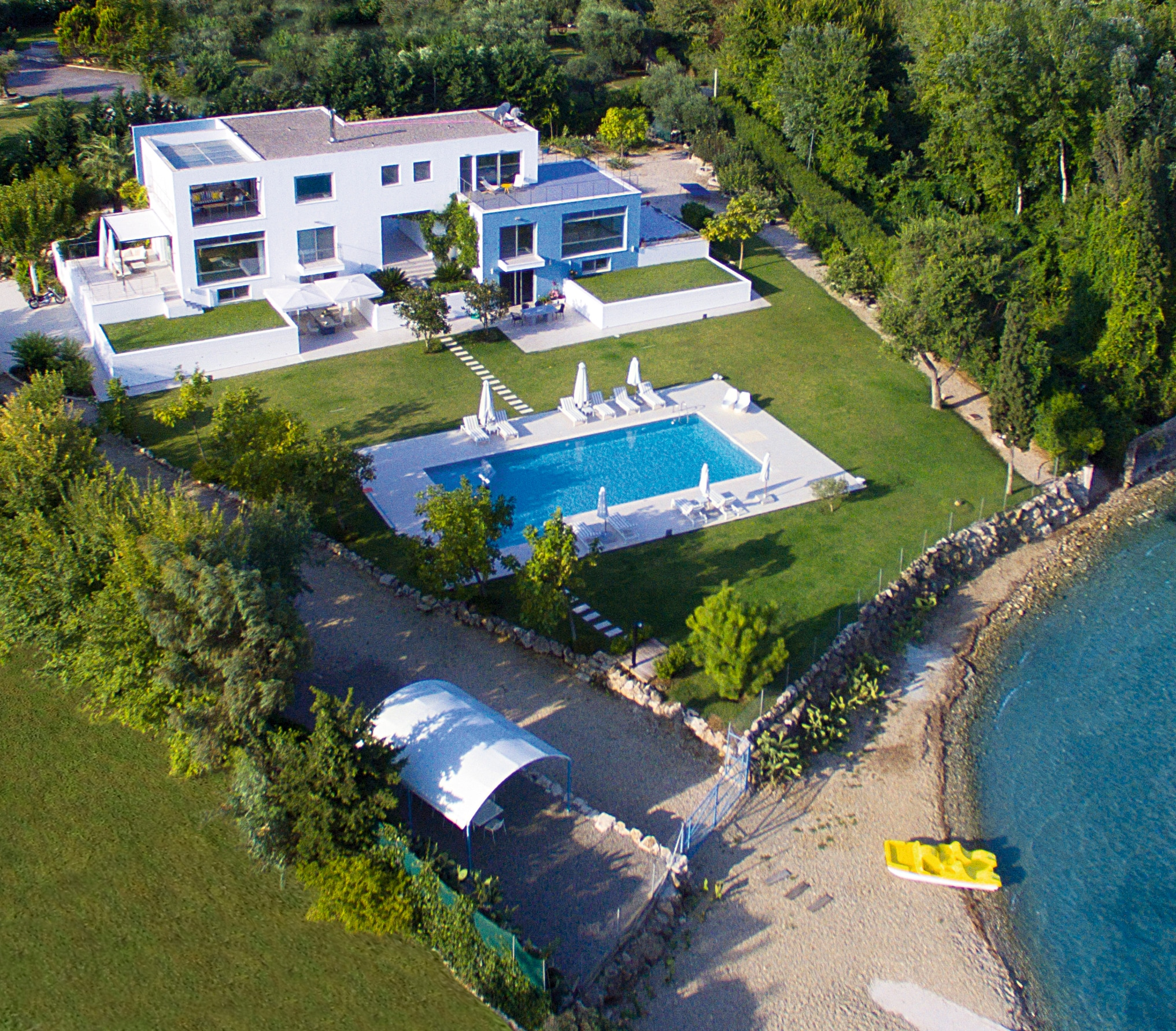Dassia Bay Luxury Villa with Private Pool