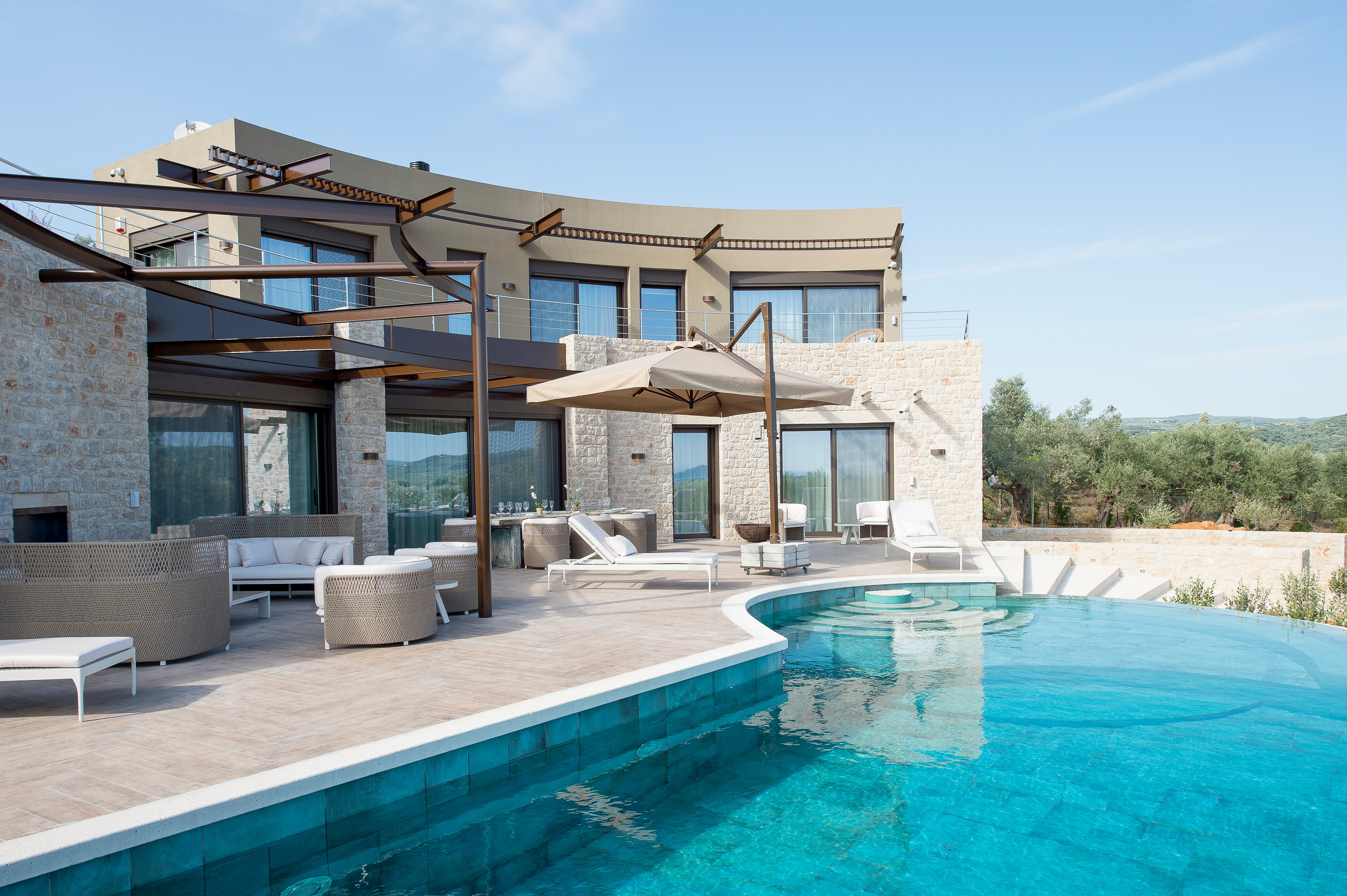 Property Image 1 - Scenic Luxury Villa with Private Pool
