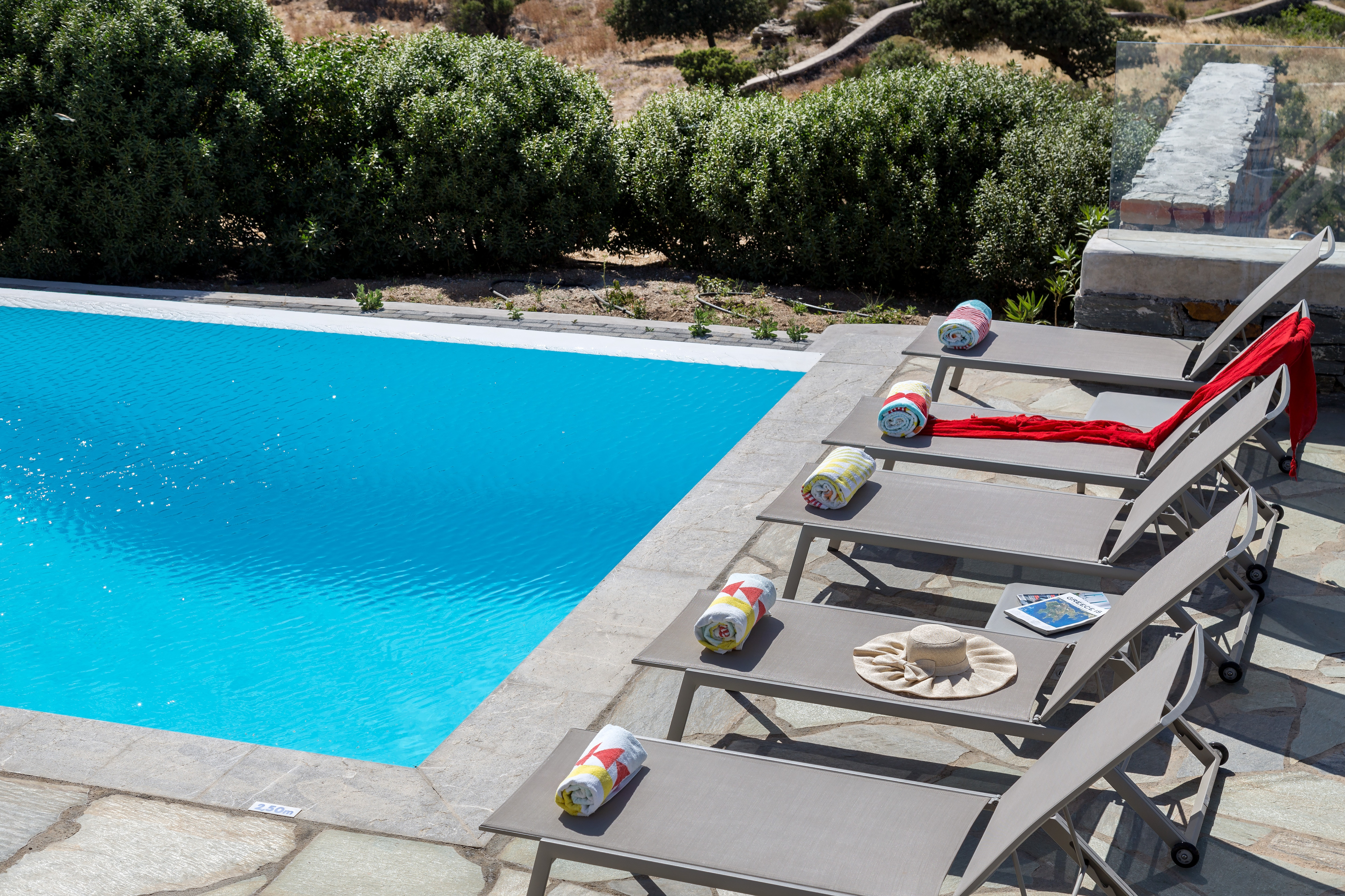 Property Image 2 - Hilltop Villa with a Private Pool and Stunning View