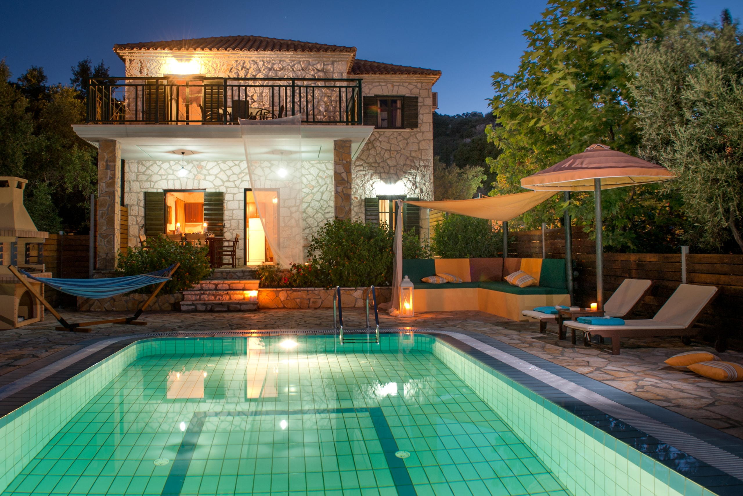 Property Image 1 - Lovely villa with private pool