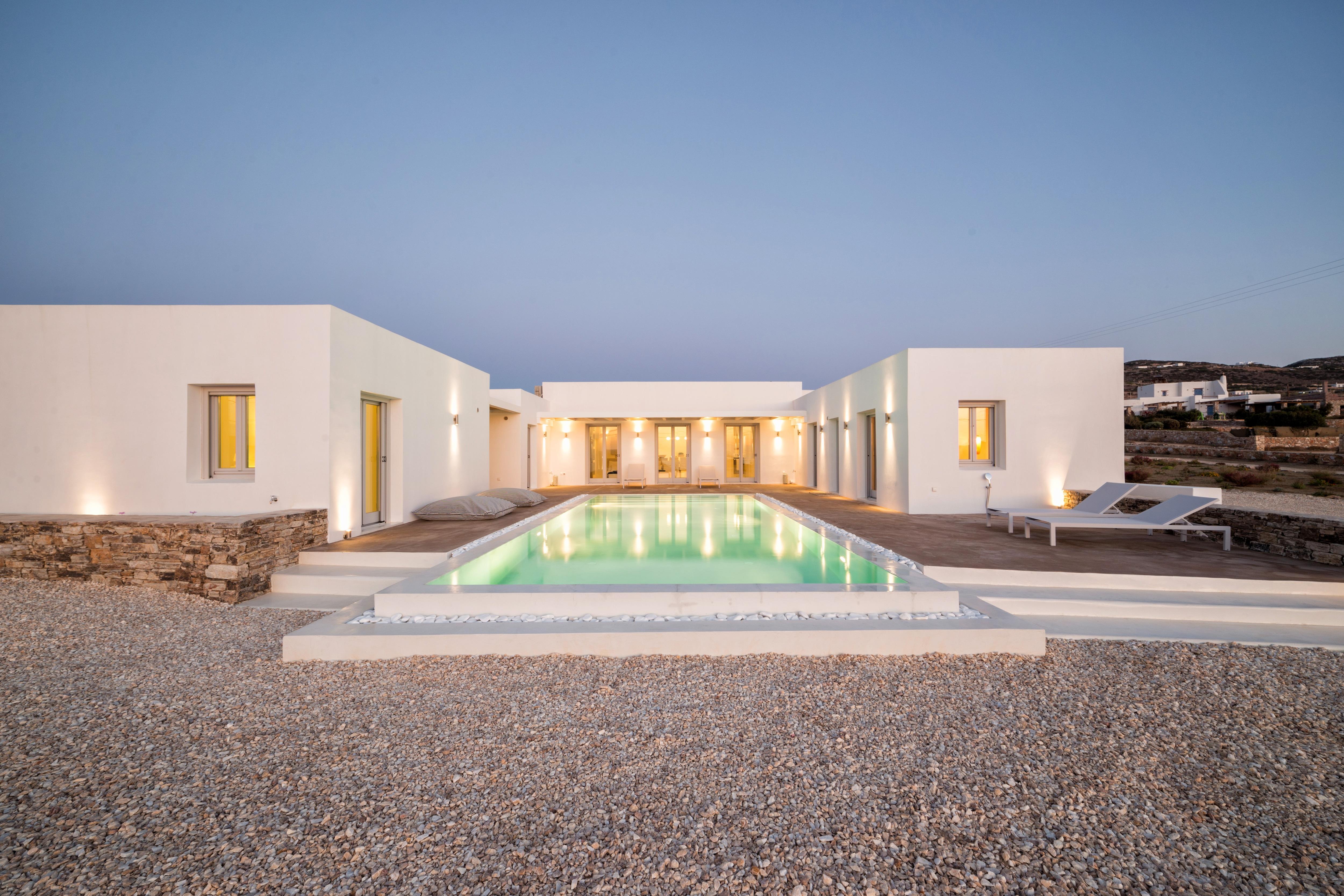 Property Image 1 - Classic Minimalist Villa with private pool