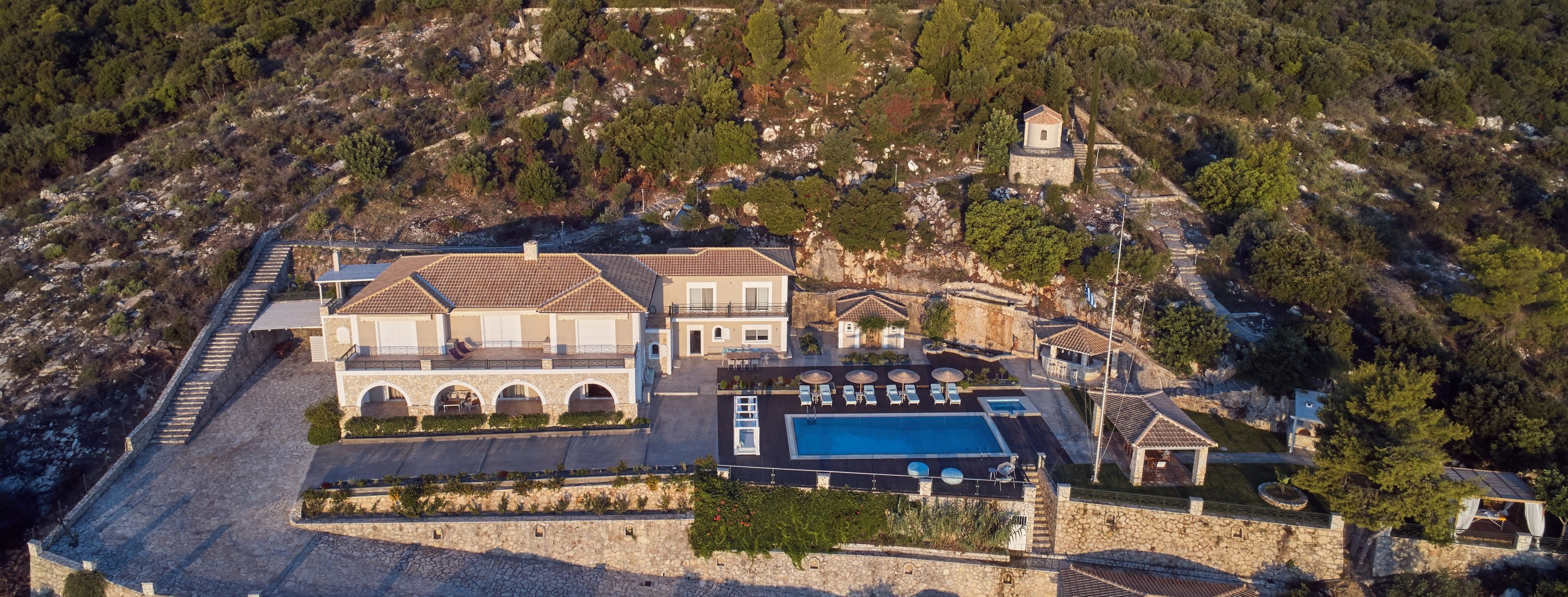 Property Image 1 - Majestic luxury villa with impressive facilities