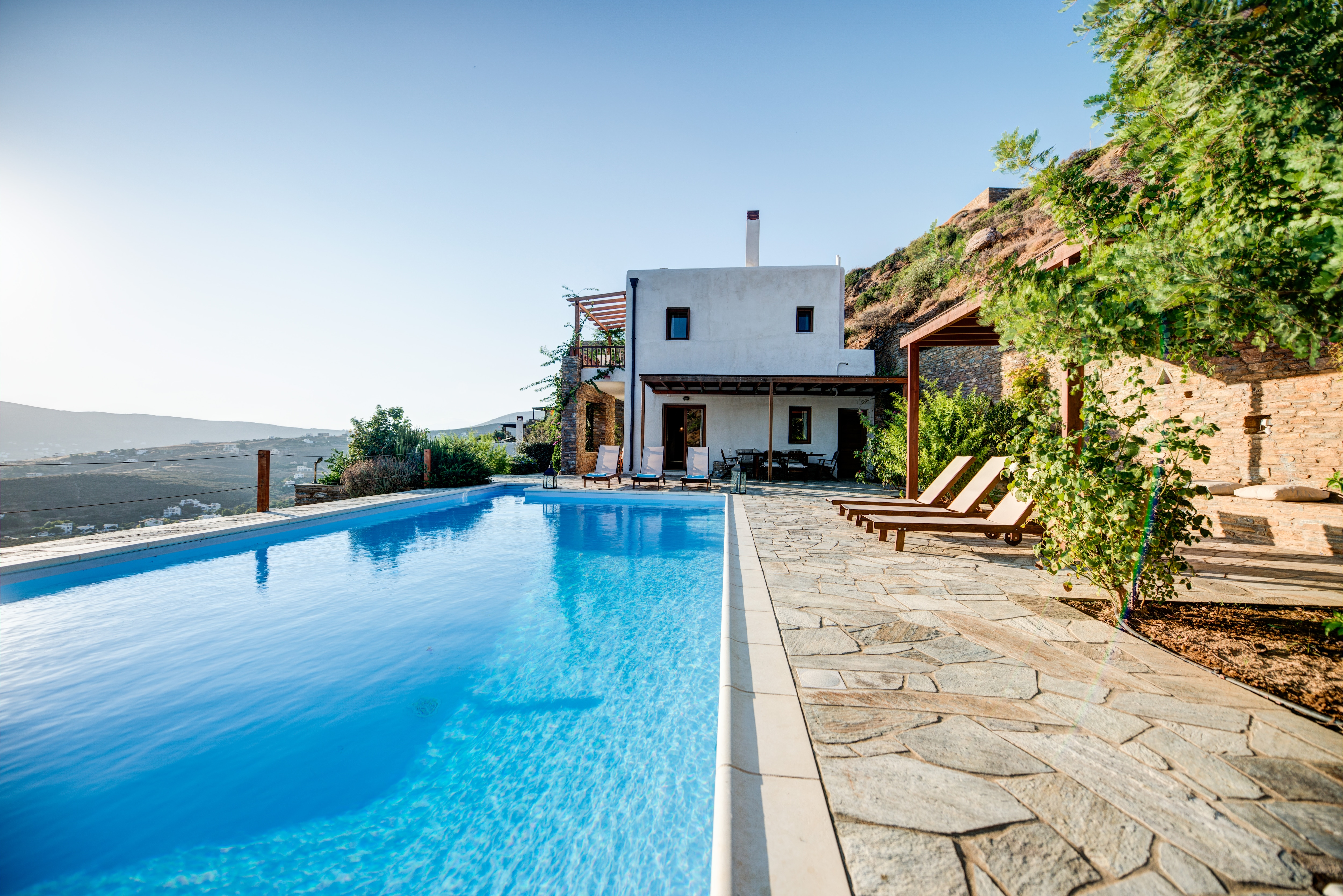Property Image 1 - Cliffside villa with amazing views