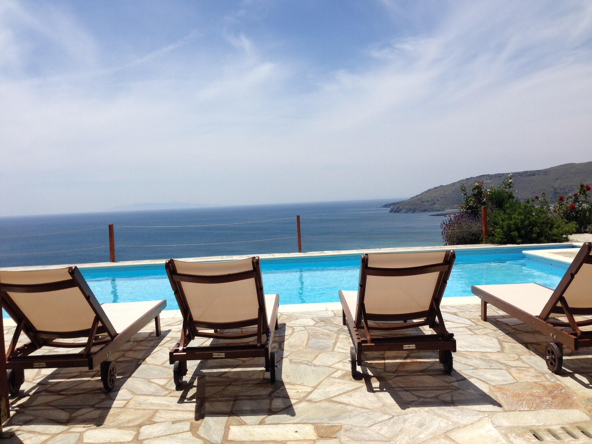 Property Image 2 - Cliffside villa with amazing views